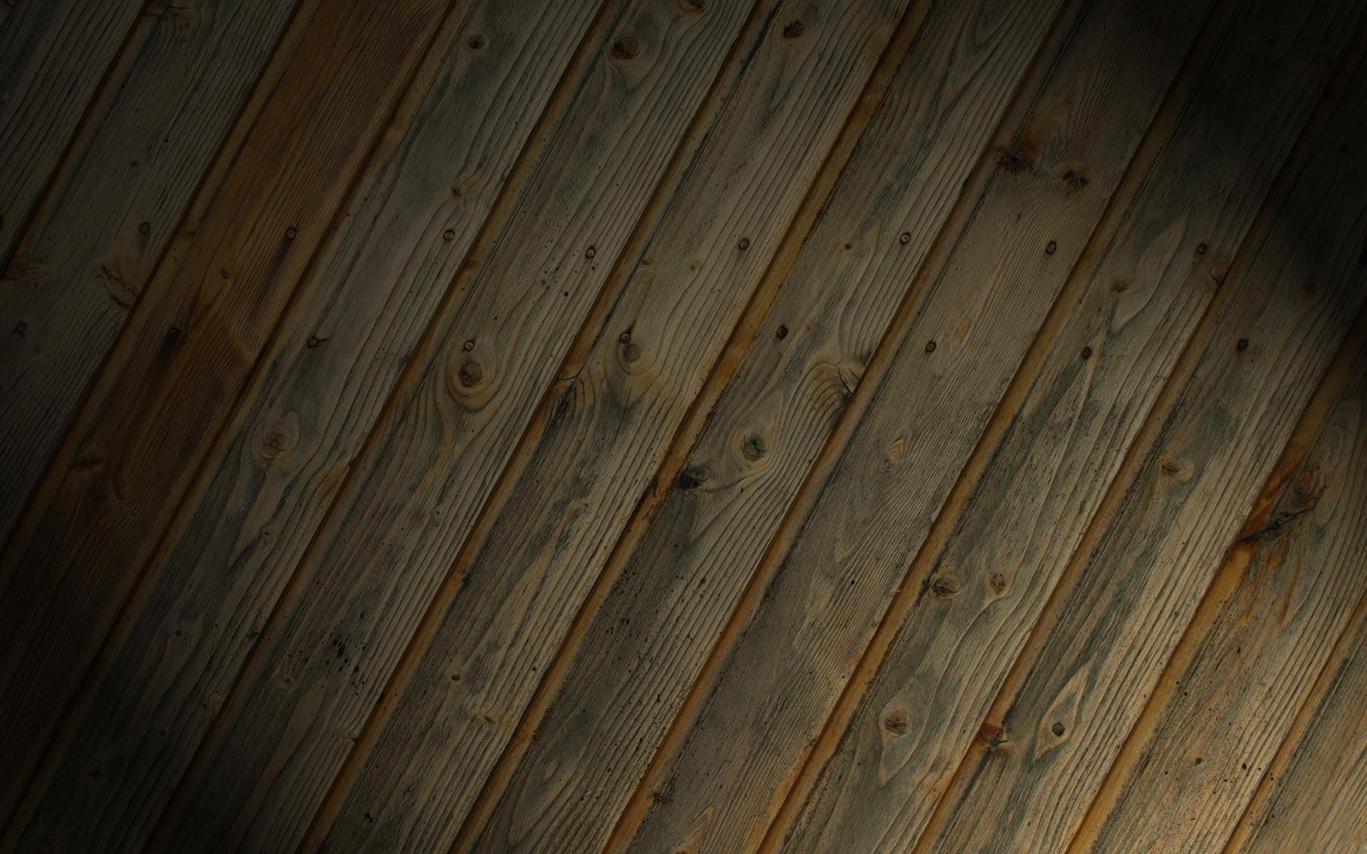 Фото деревянной стены на рабочий стол