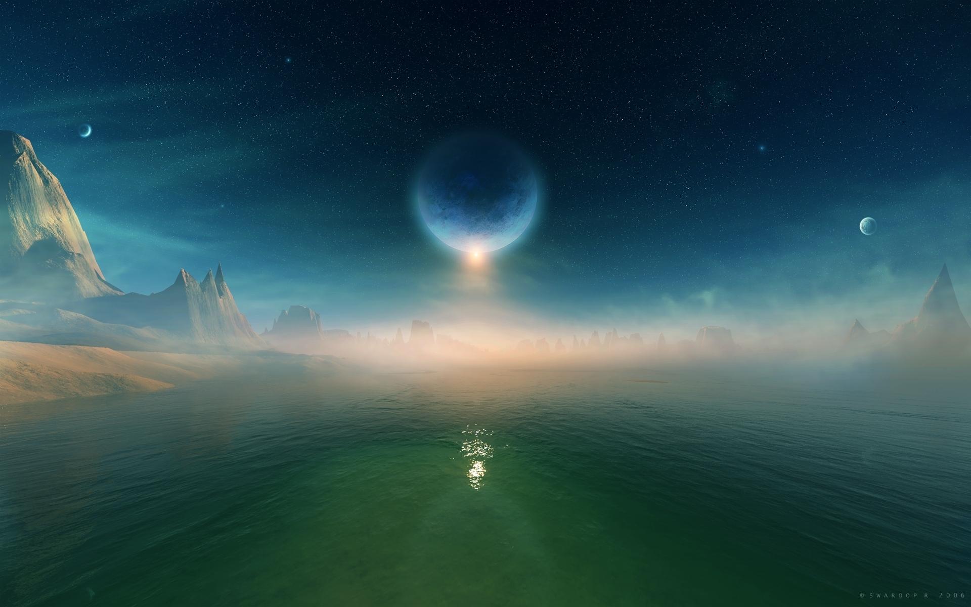 Мистический космос картинки