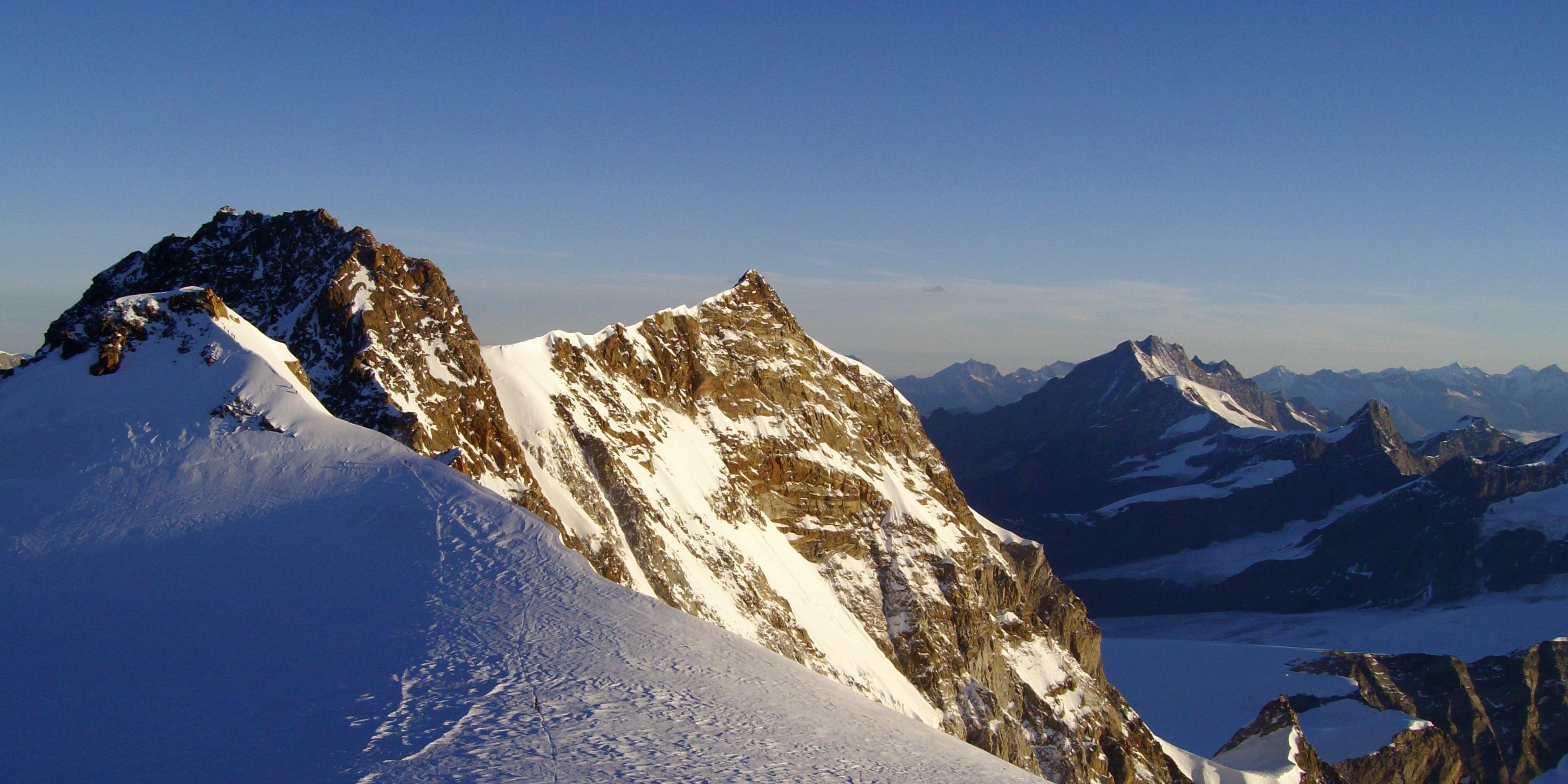 иногда картинки обои вершины гор объясняется