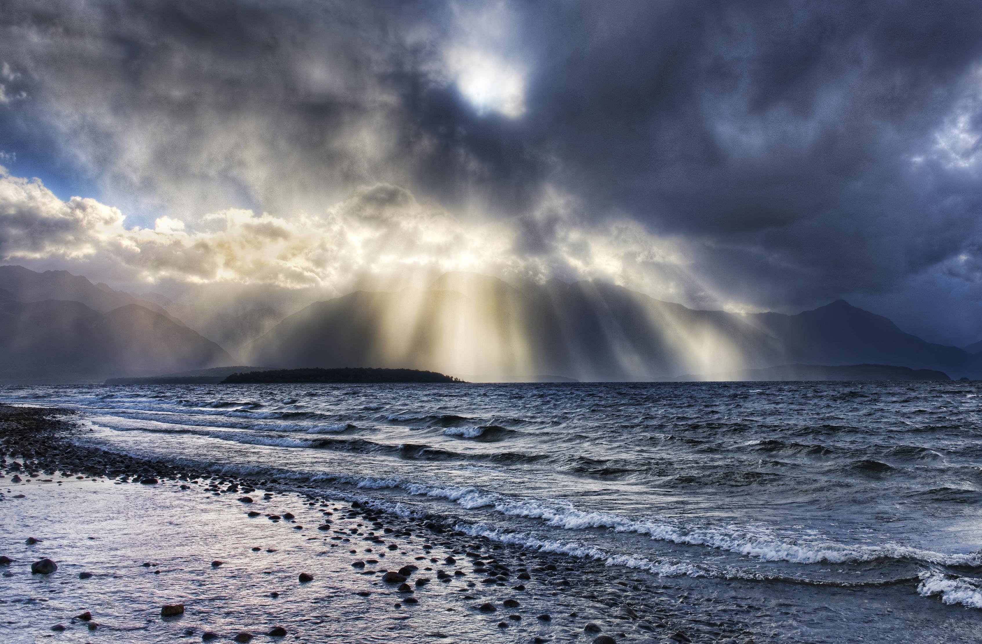 шторм солнце картинки можете быть
