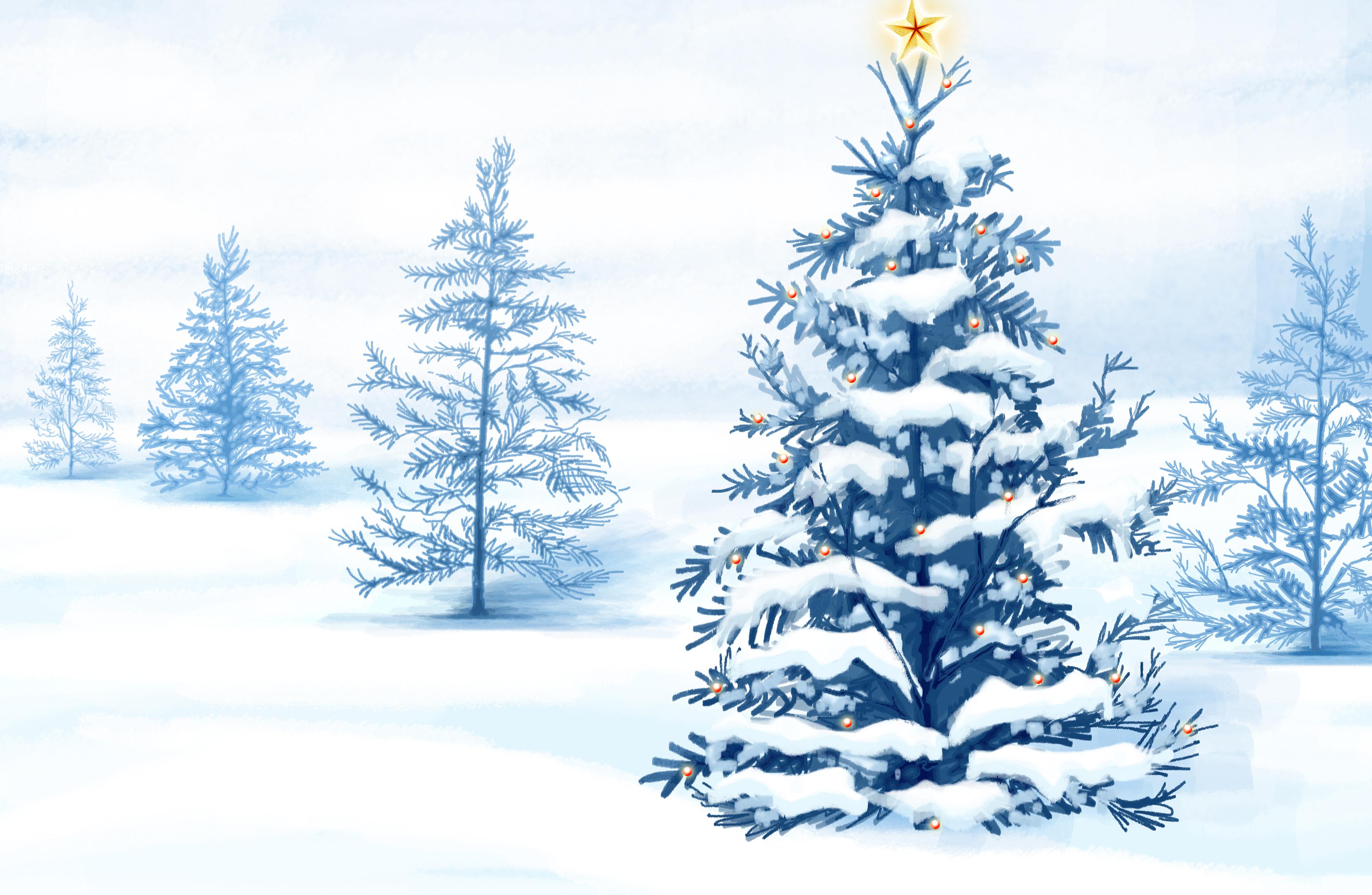 календари, дипломы картинка снежного леса срисовать термометр