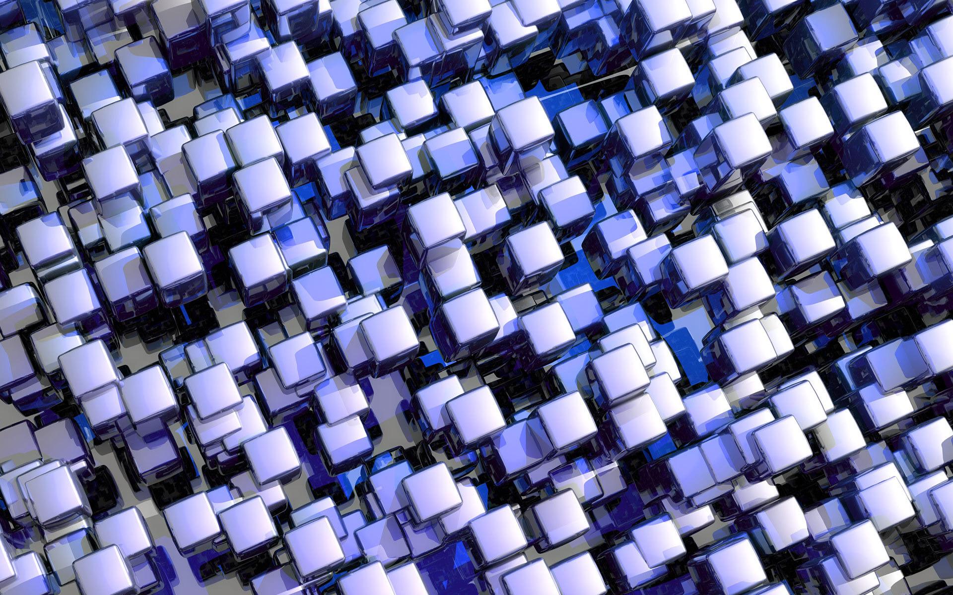 целом на стену фото обои эйбл молния блестящие кубики повреждения