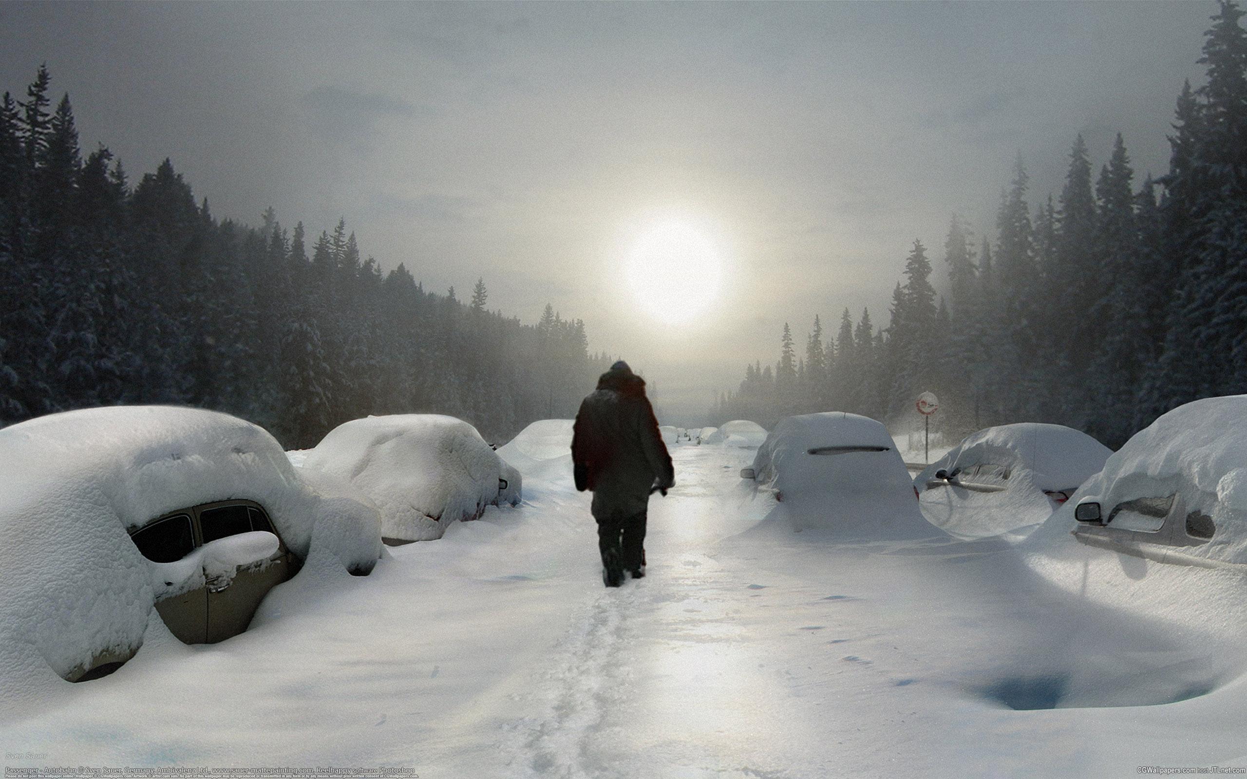 критически человек идущий по снегу картинки домашняя