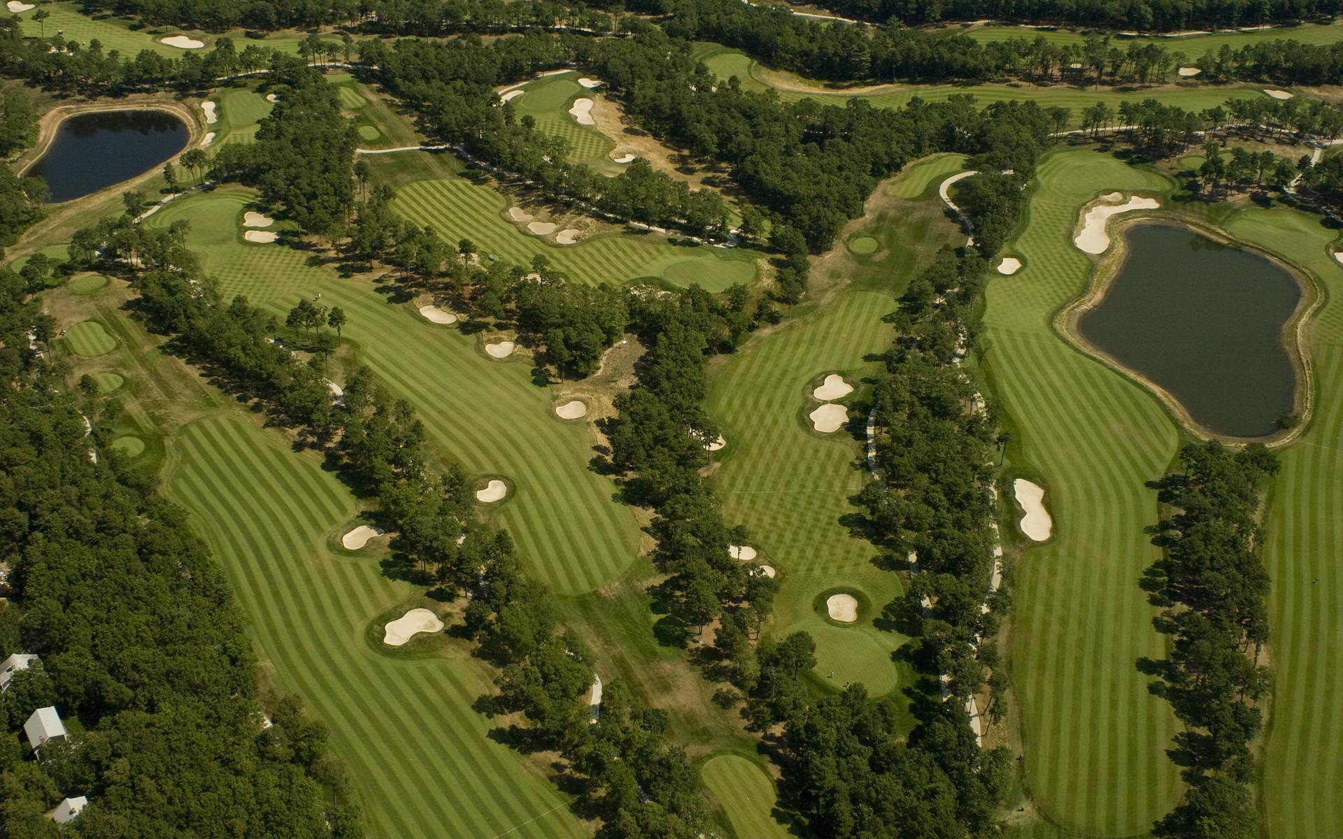 Поле для гольфа картинки
