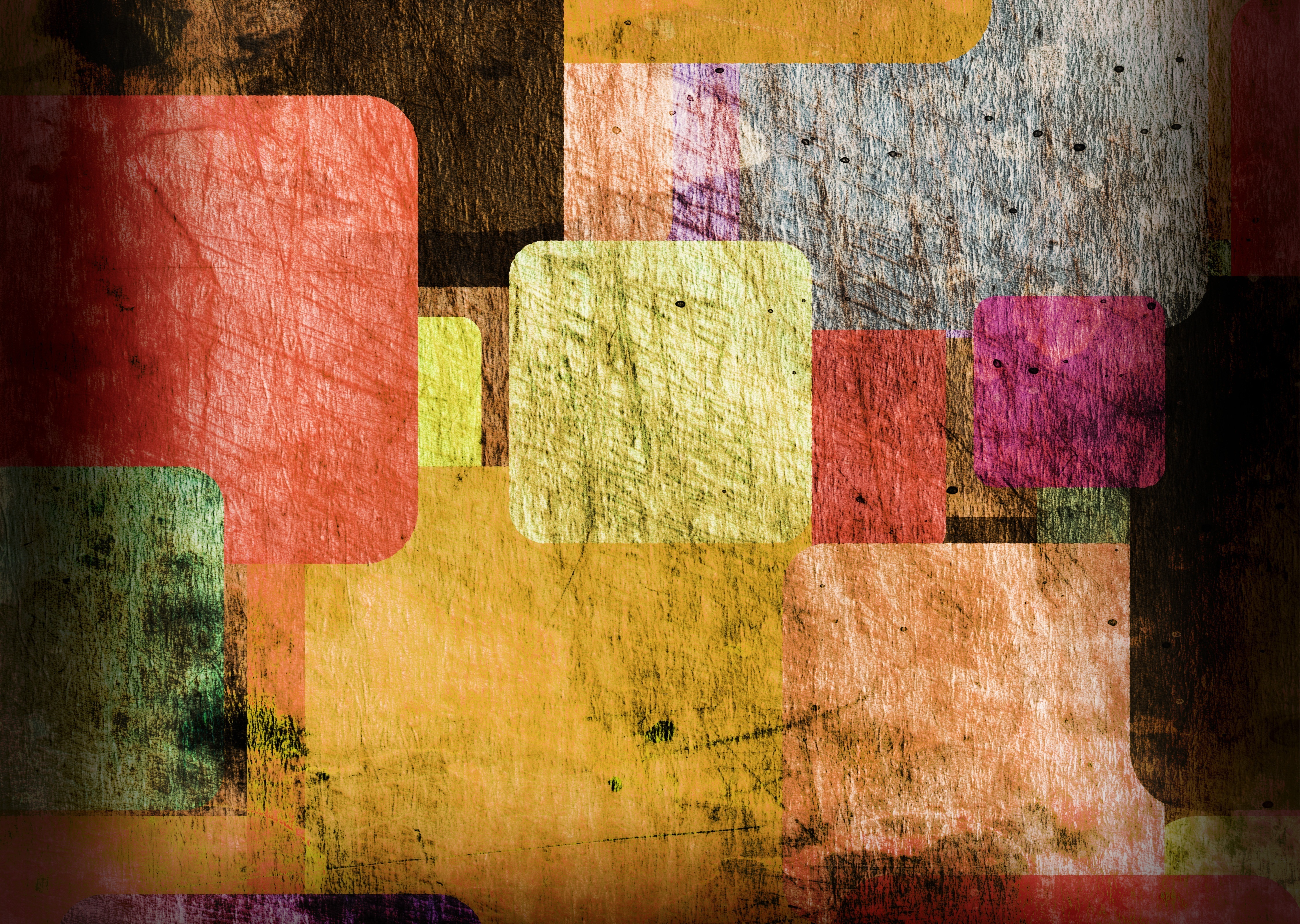 растение необычные картинки квадрат проективный тест абстрактным