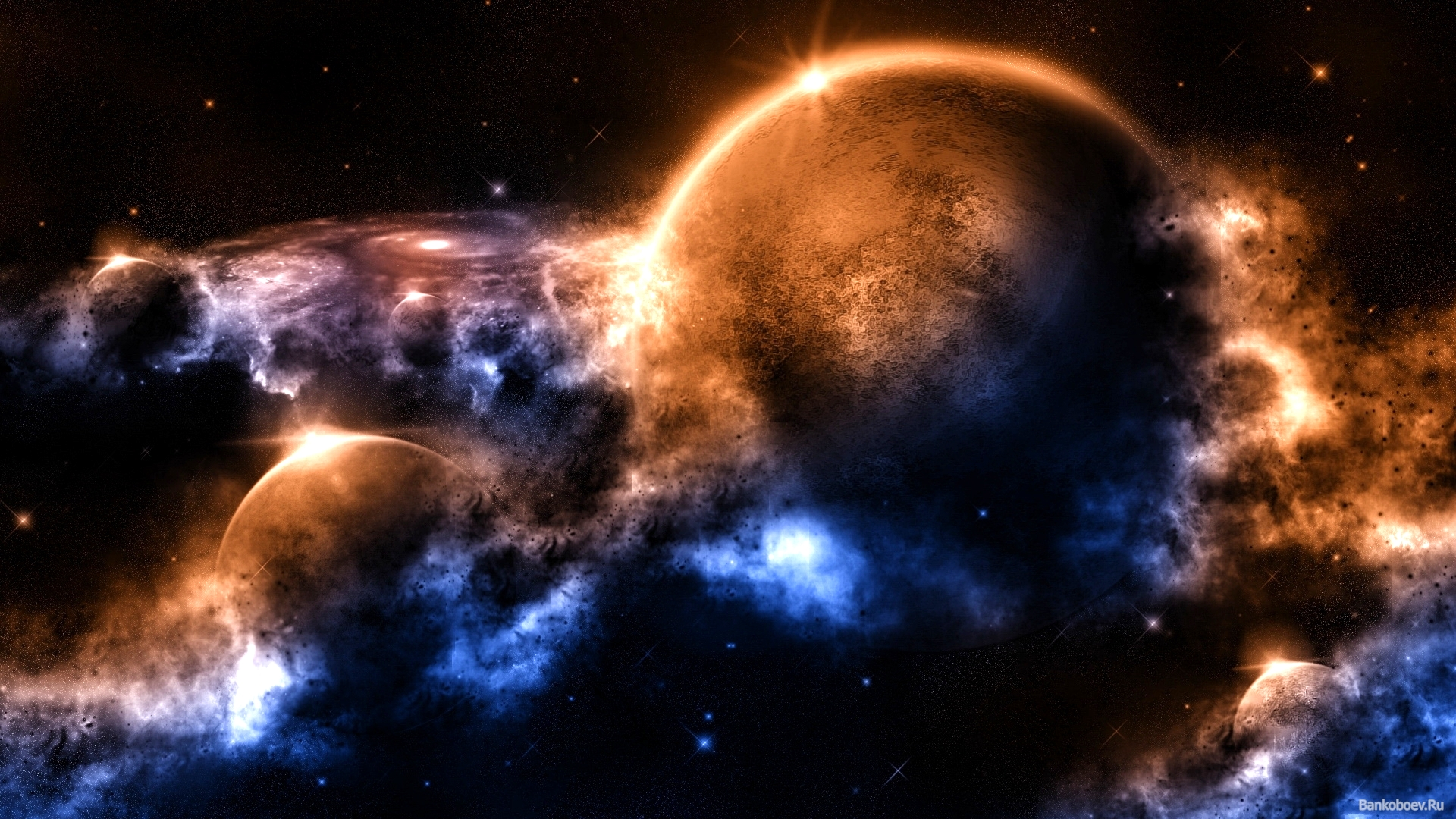 Обои фото космоса