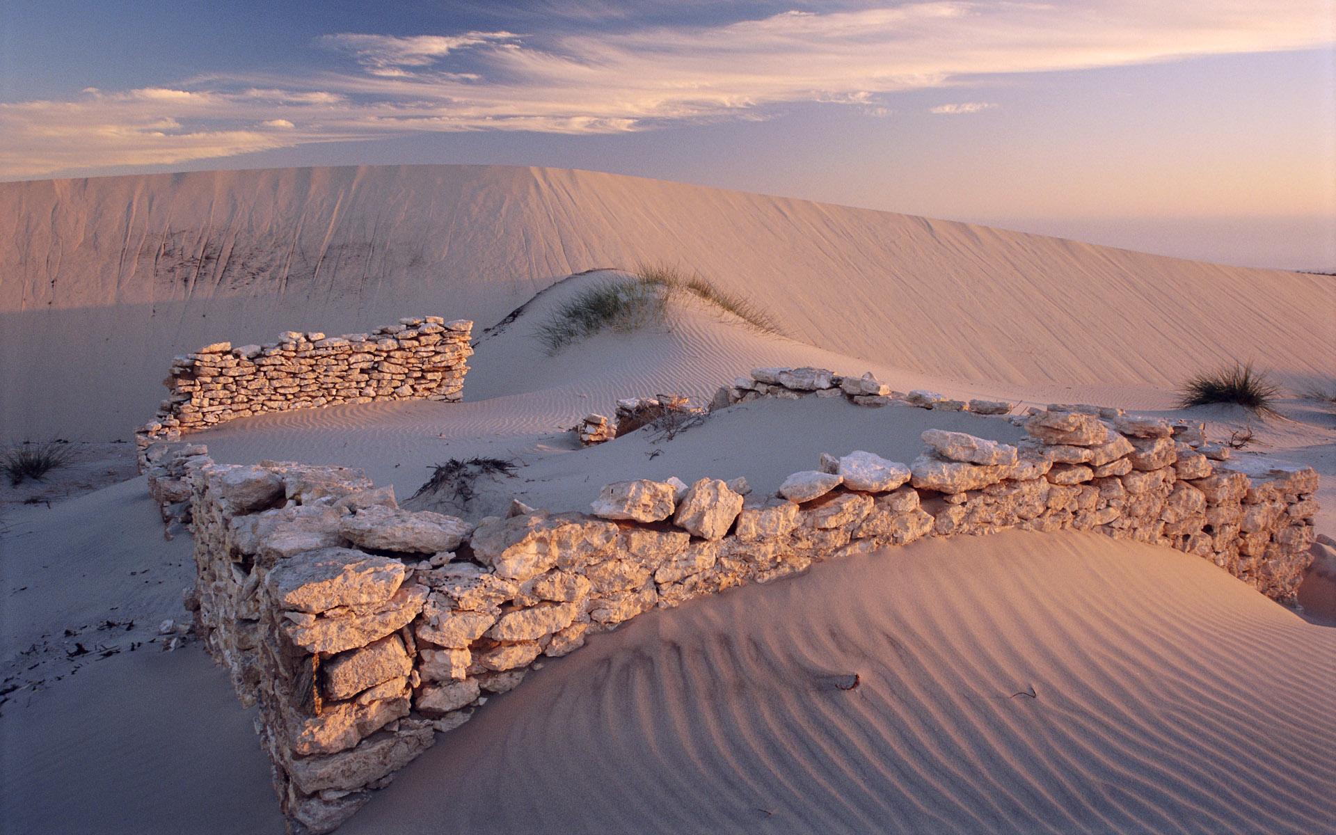 песчаные гряды картинка очень внимательны
