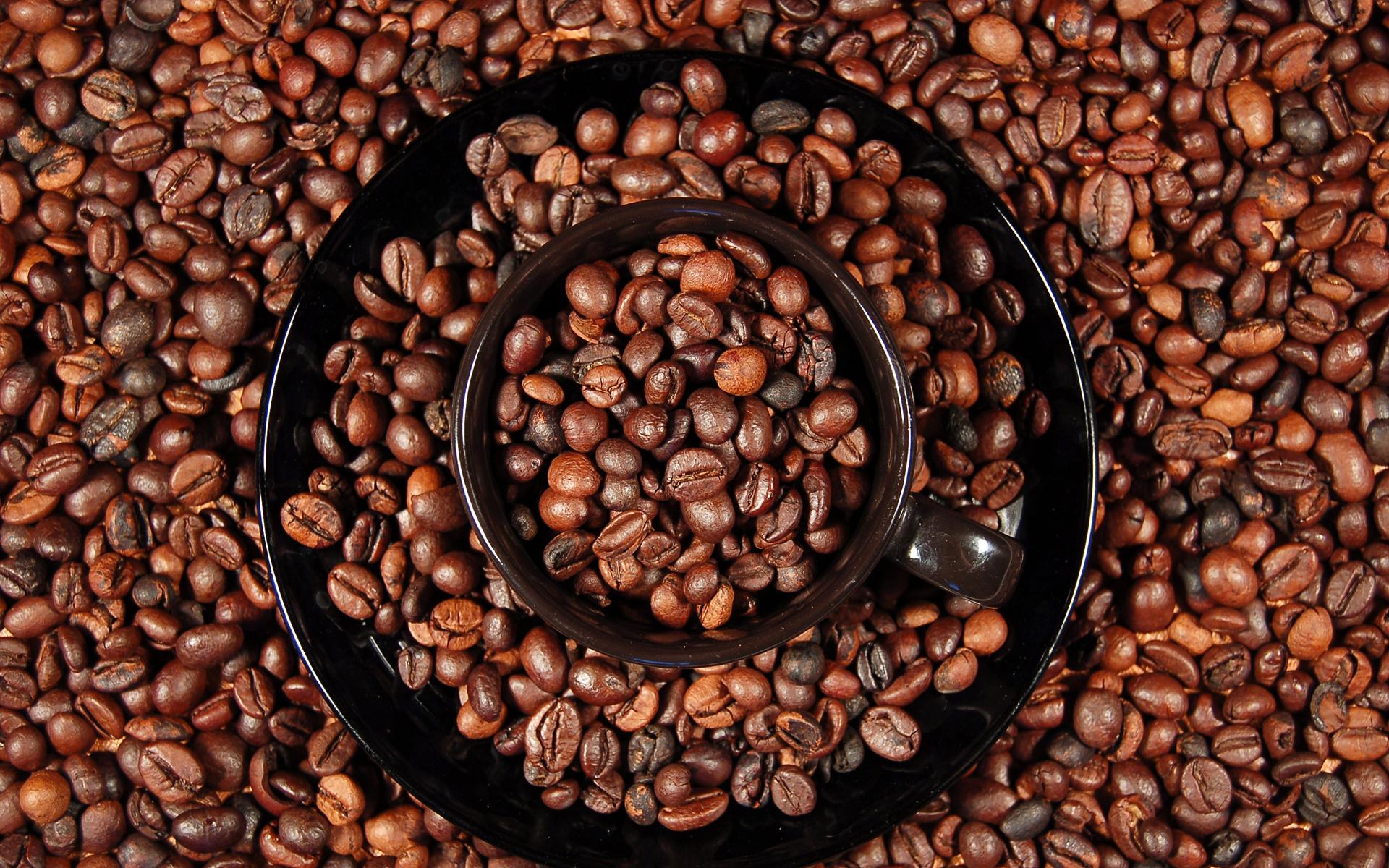 картинка кофе зерна для рабочего стола способ создать