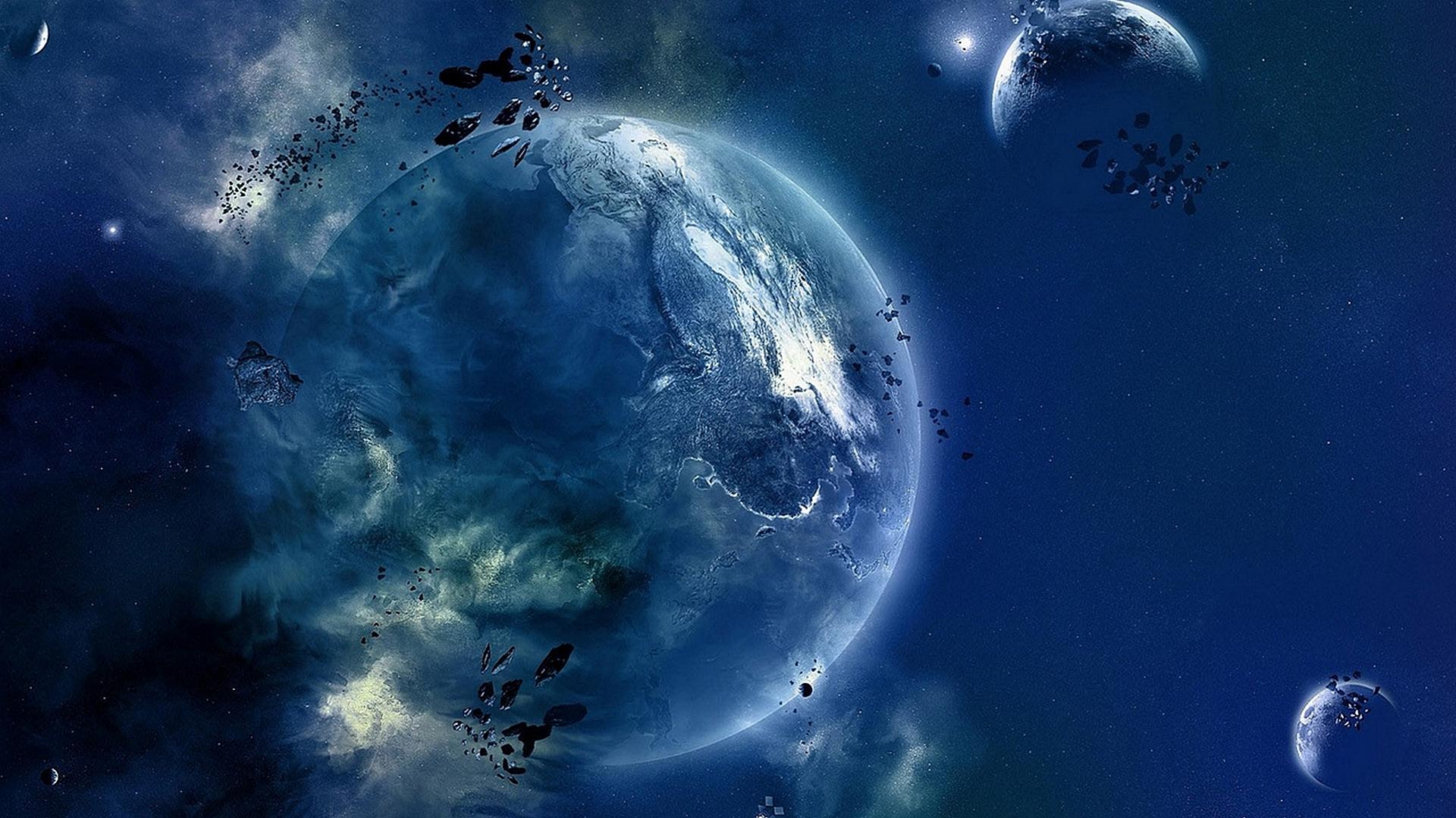Картинки космос для рабочего стола большие