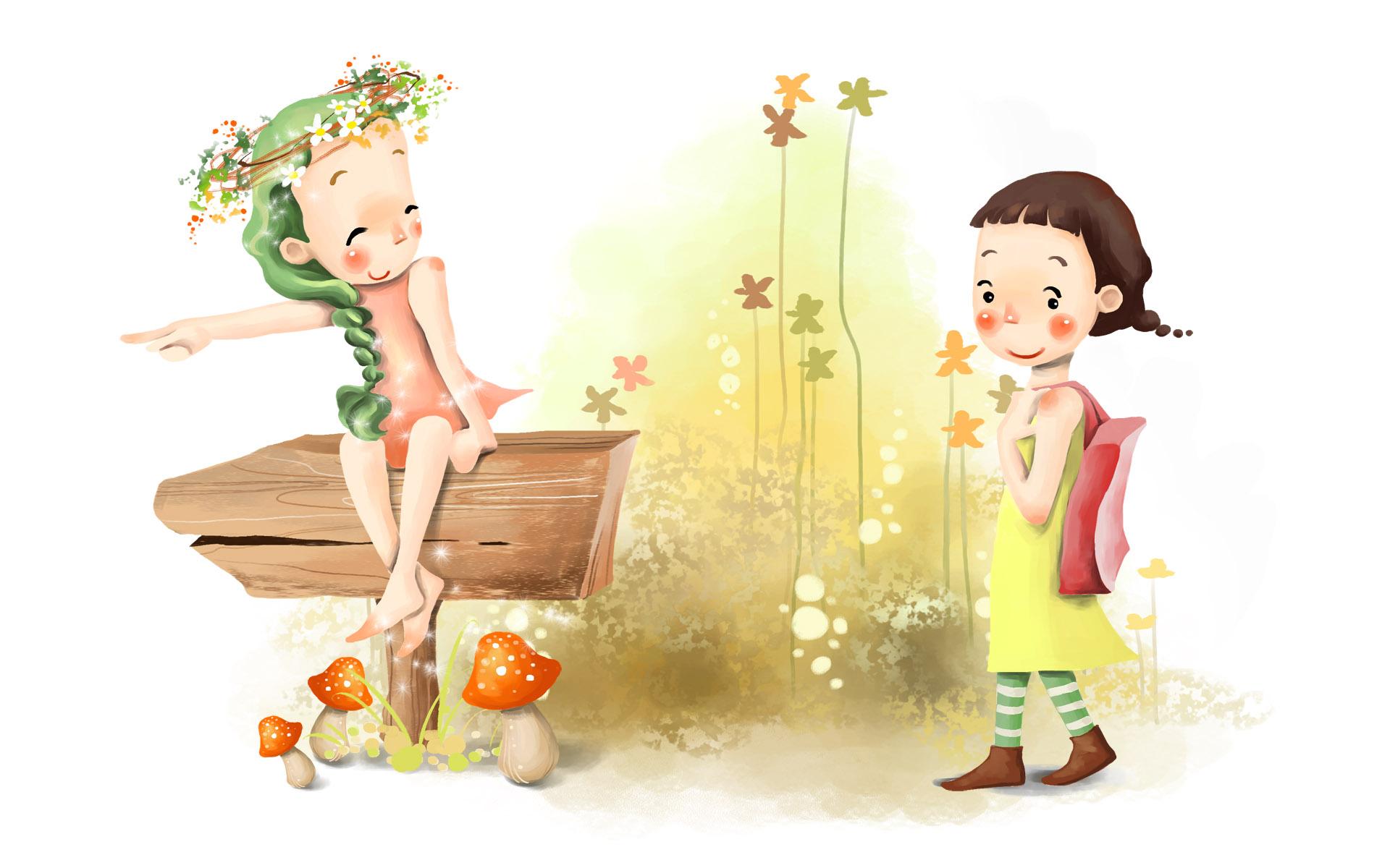 изображение детей обои для рабочего стола № 566905 бесплатно