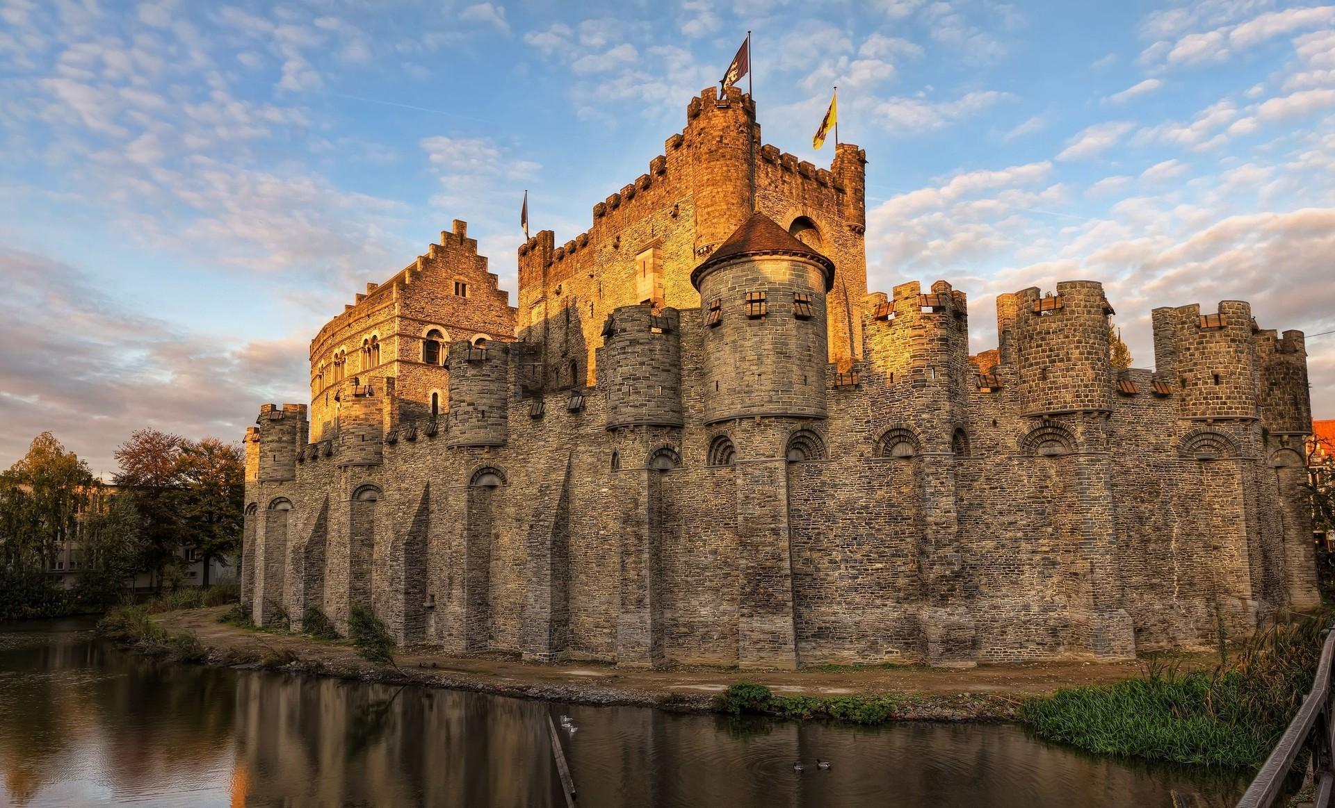Картинки в средневековом замке это