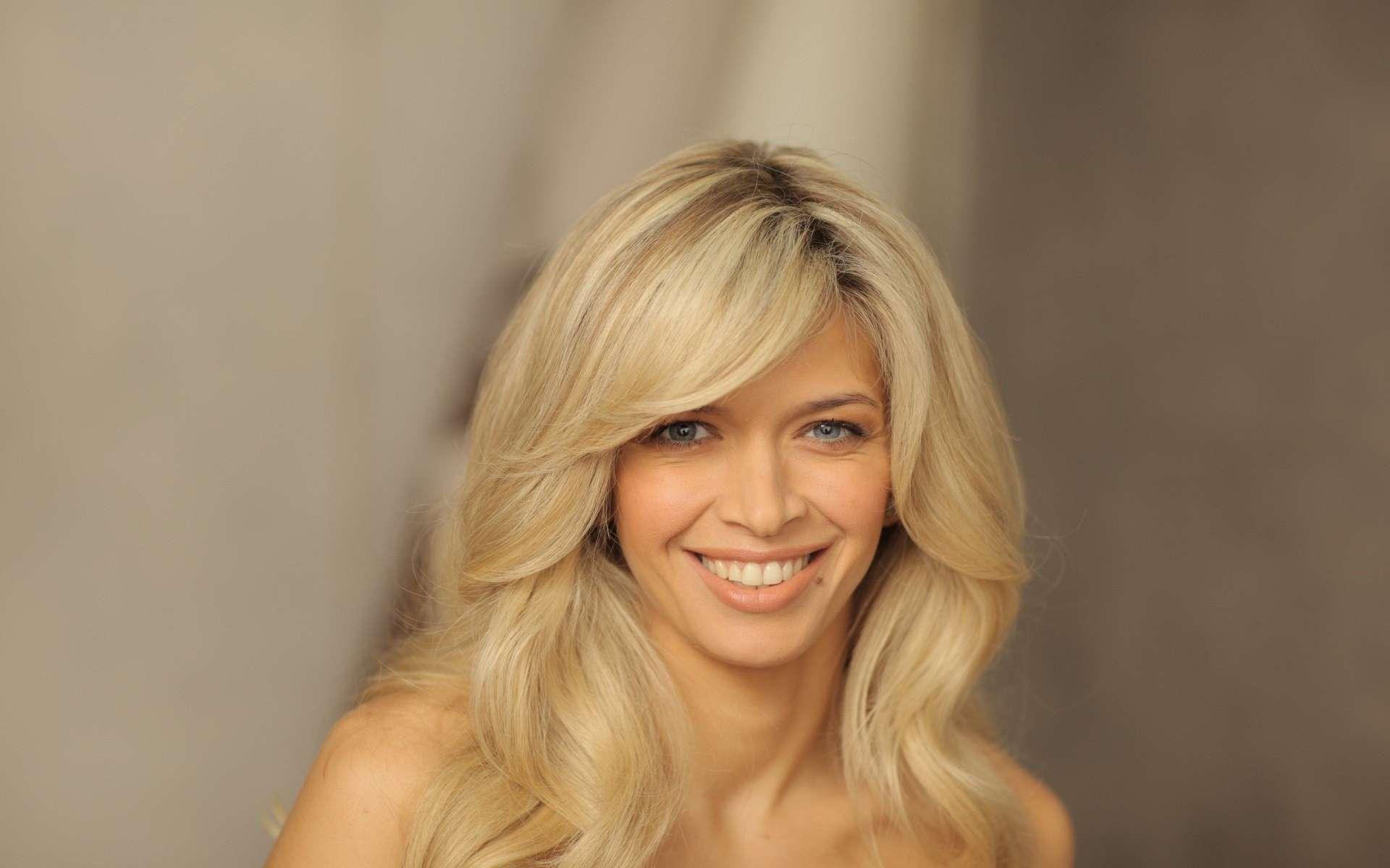 Известные девушки блондинки фото