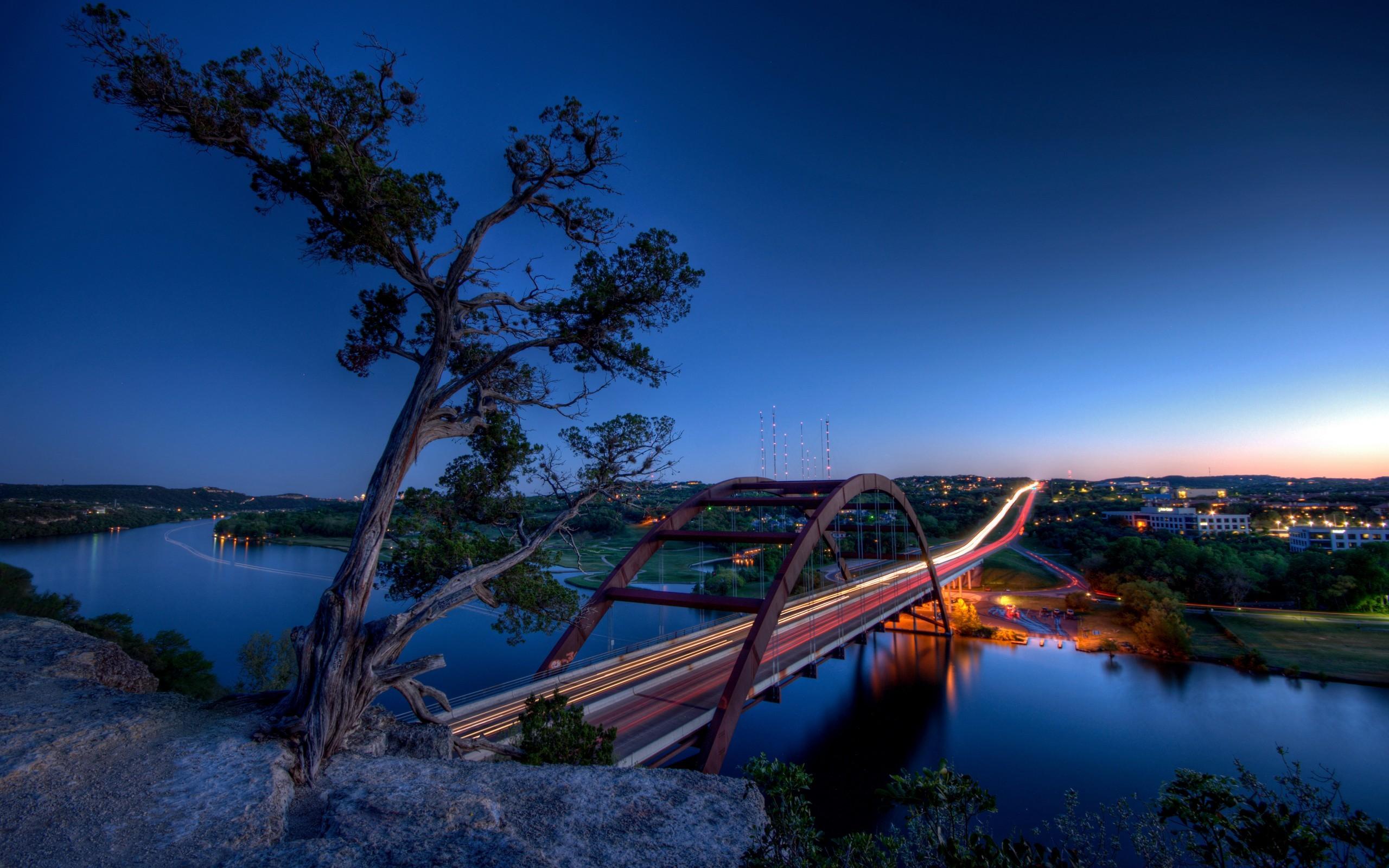 красивые мосты обои на рабочий стол № 183182 бесплатно