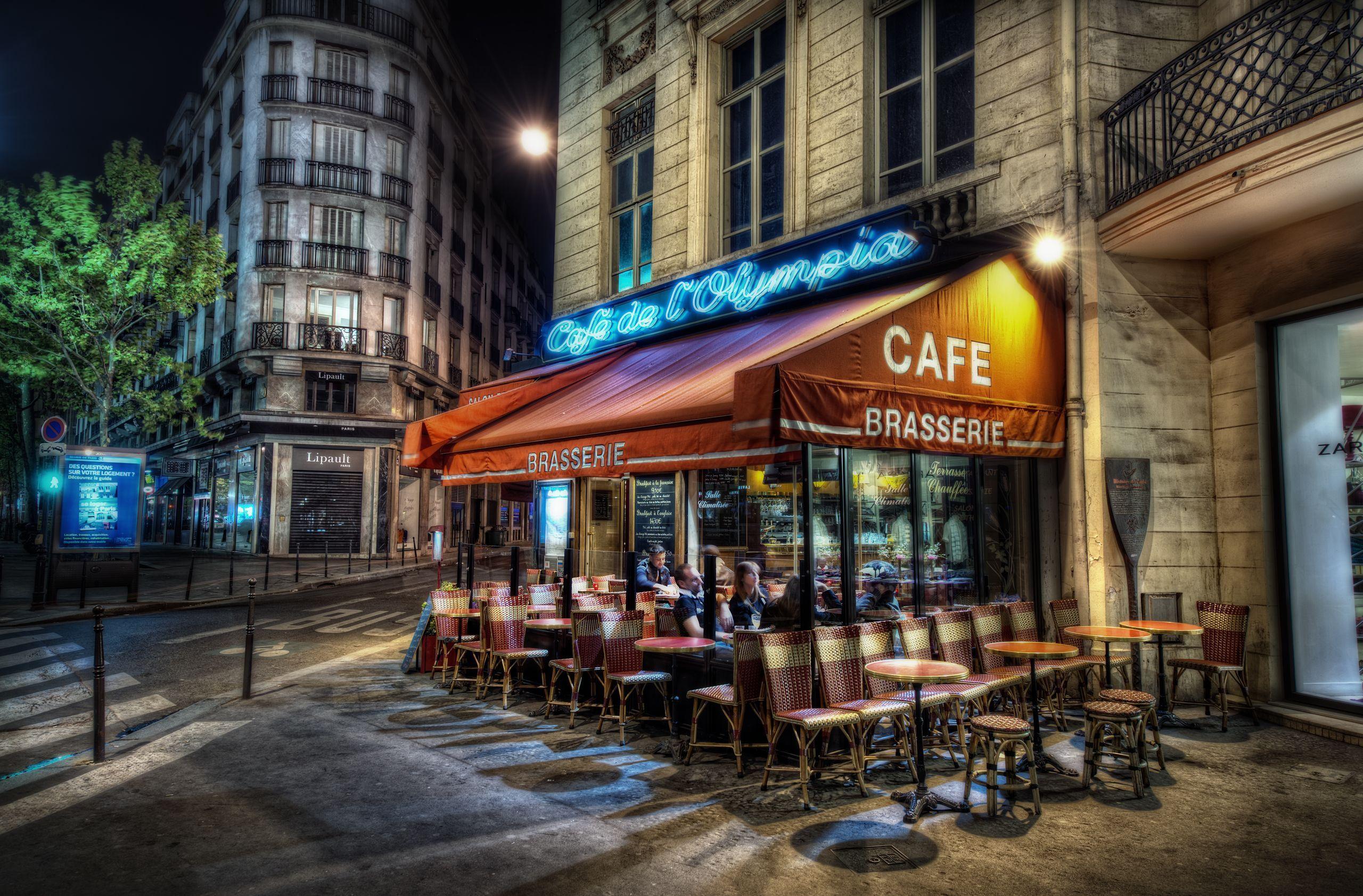 Картинки с красивыми кафе