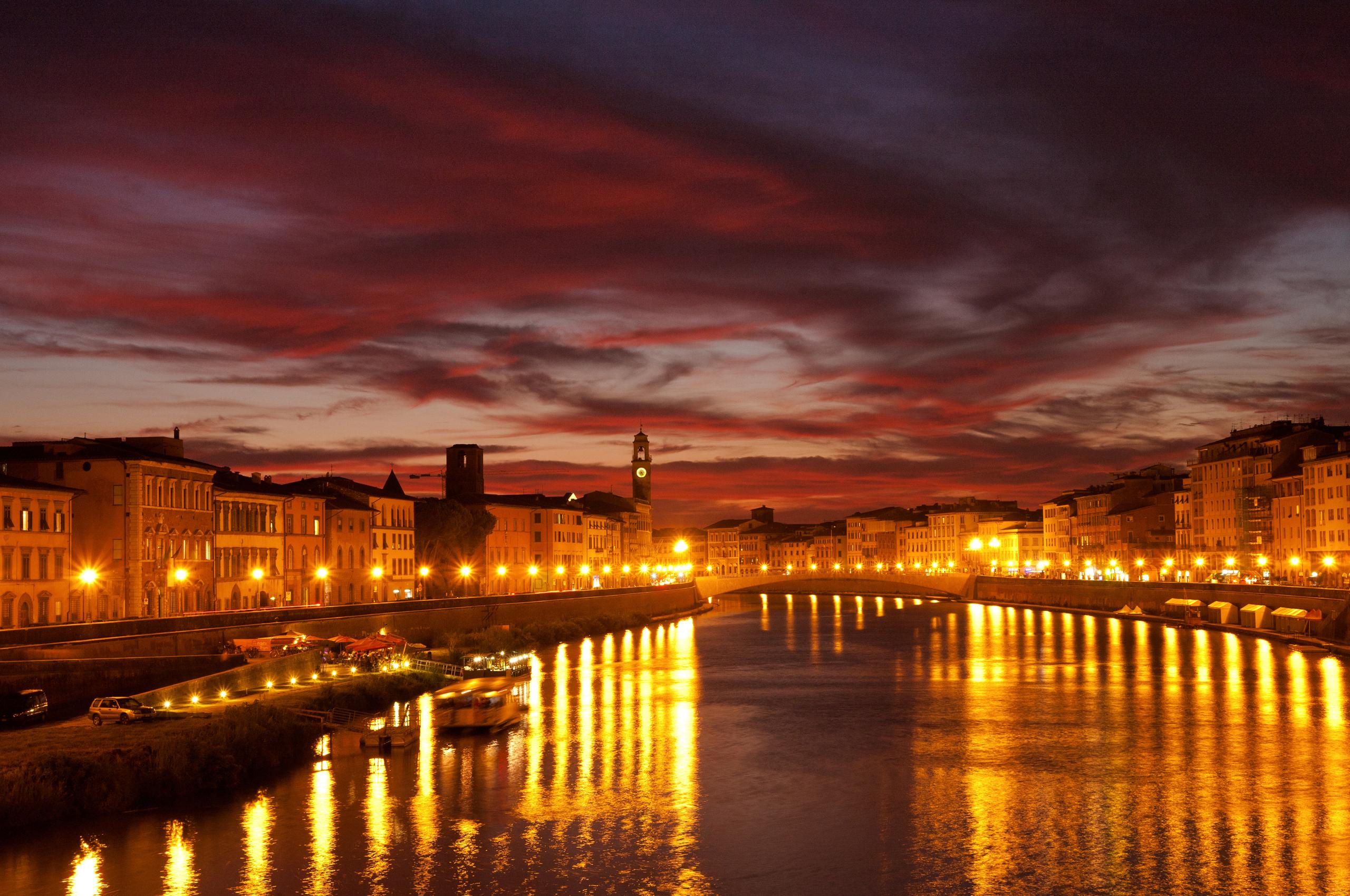 Обои для рабочего стола мосты венеции