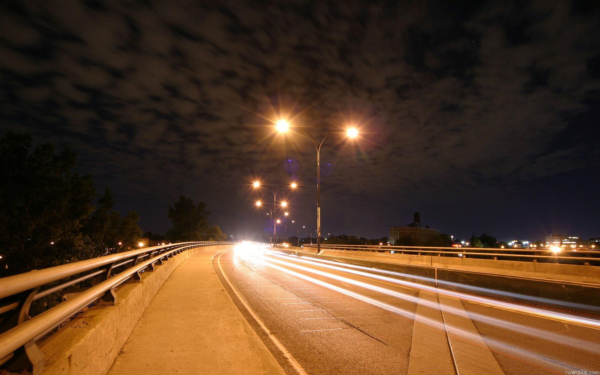 Дорога из фонарей  № 1530633 без смс