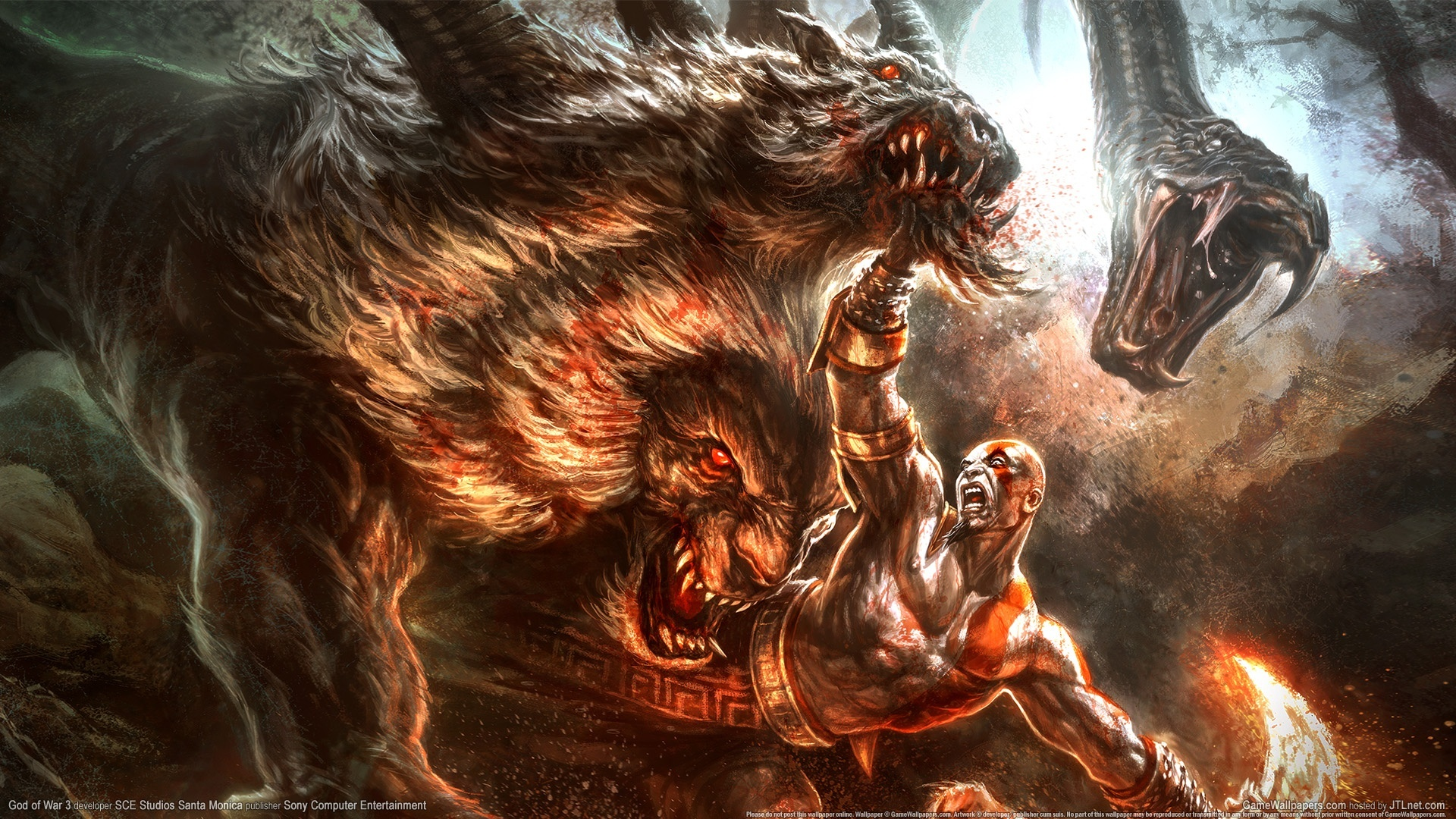 Битва Демонов  № 3608305 без смс