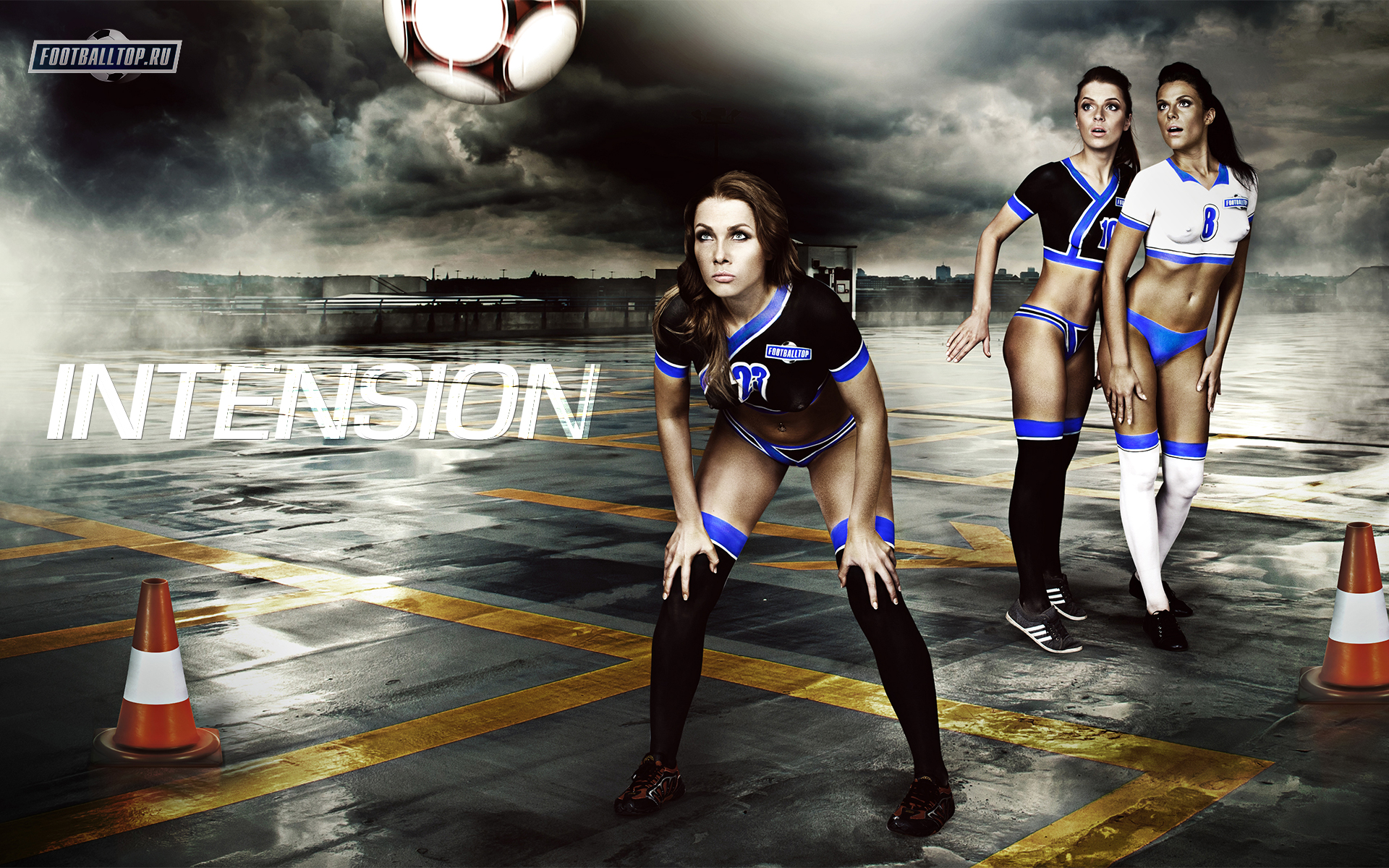 wallpapers of girl football - photo #8