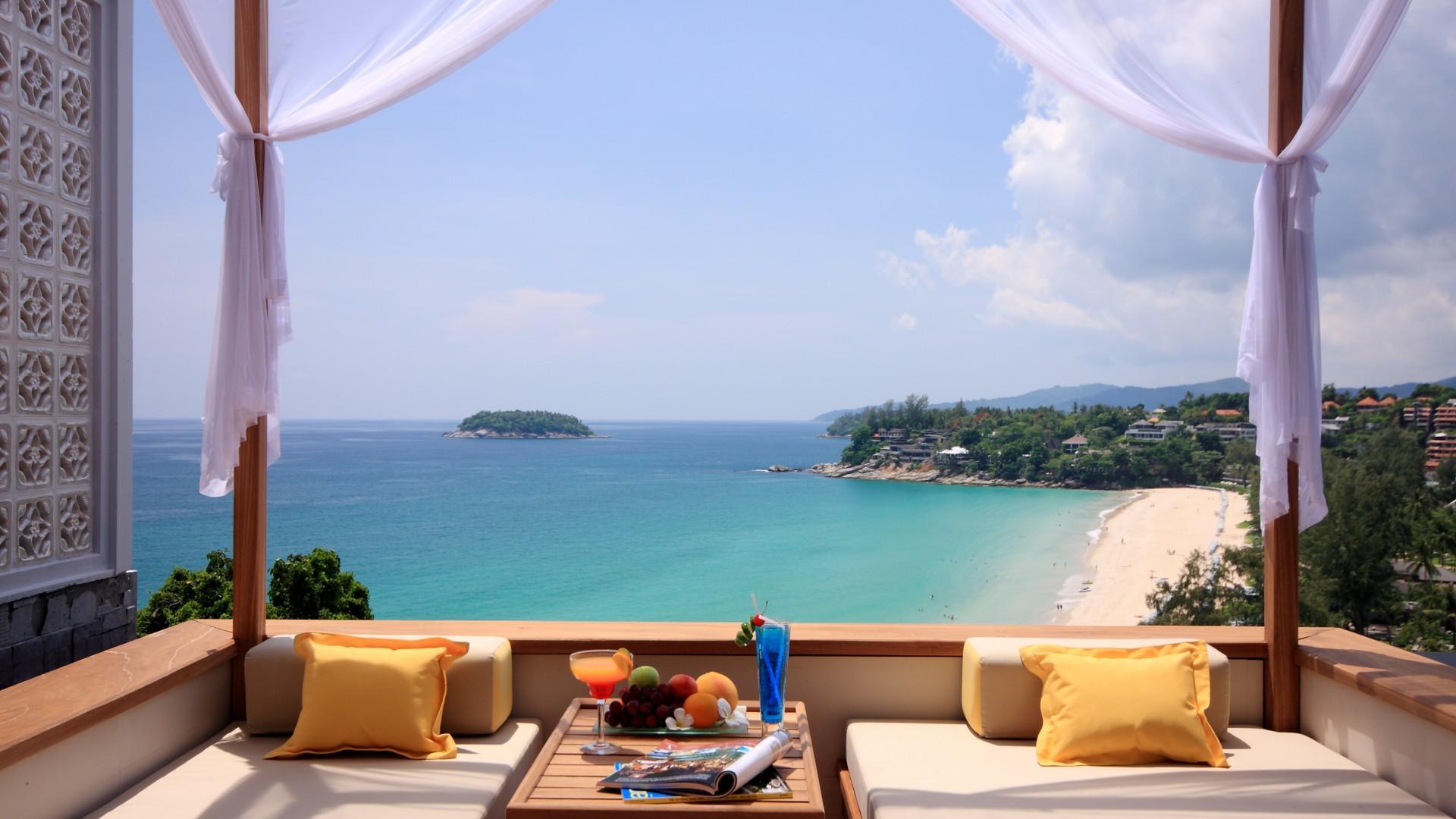 Картинки отель пляж