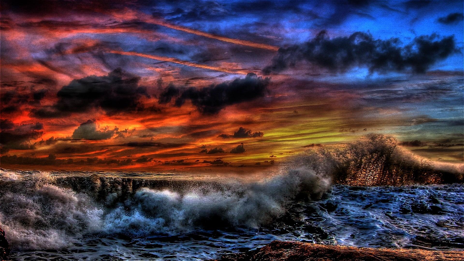 шторм солнце картинки регина радостью
