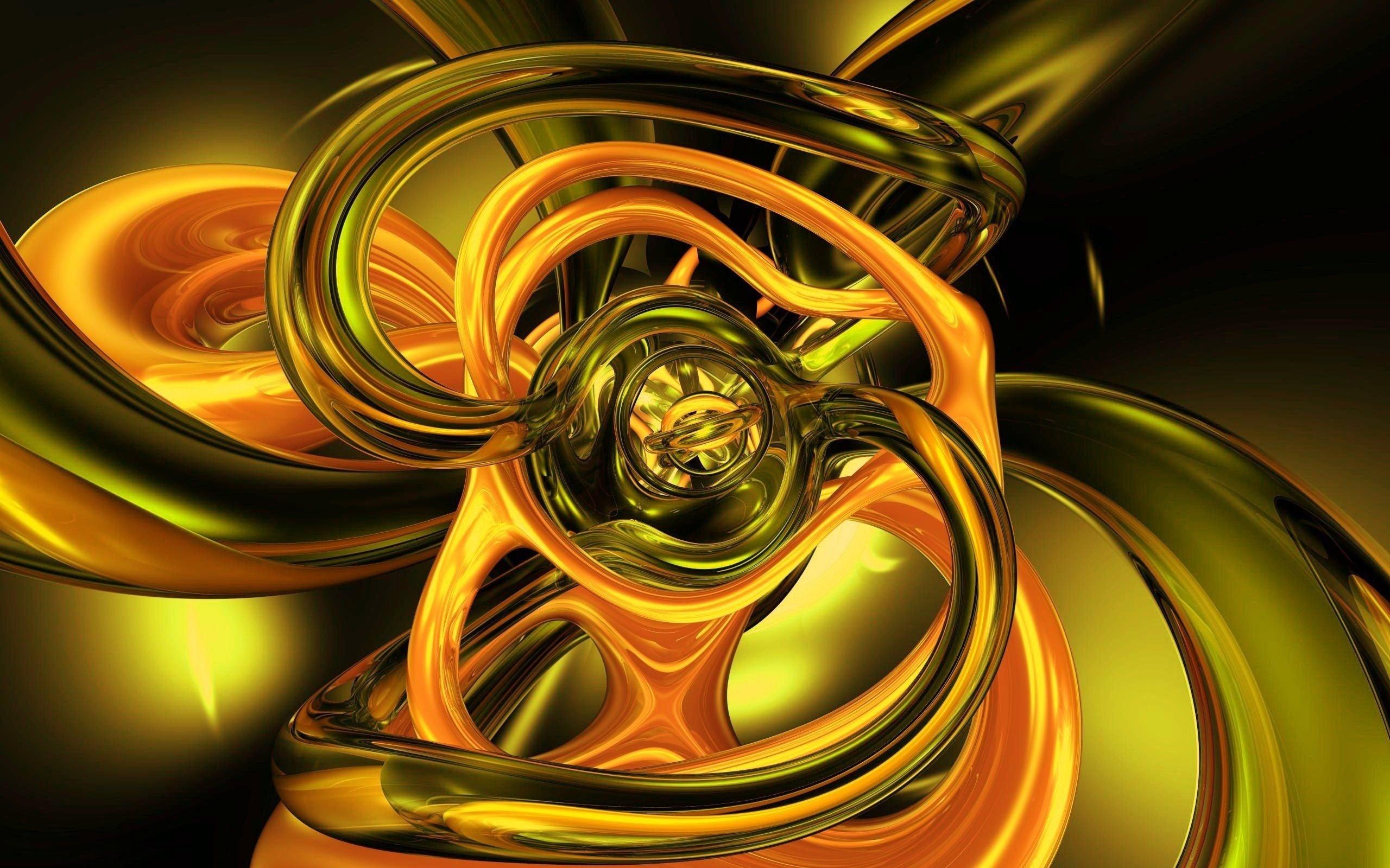 Обои Цвет, спираль. Абстракции foto 16
