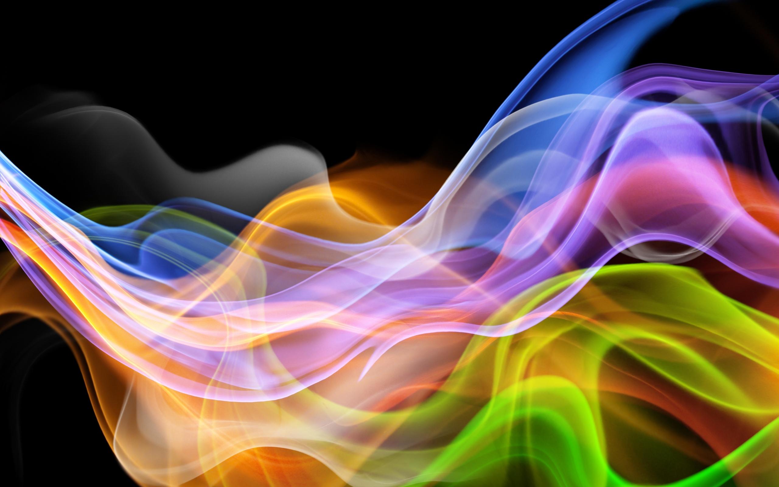 Обои яркость, Цвет, дым. Абстракции foto 16