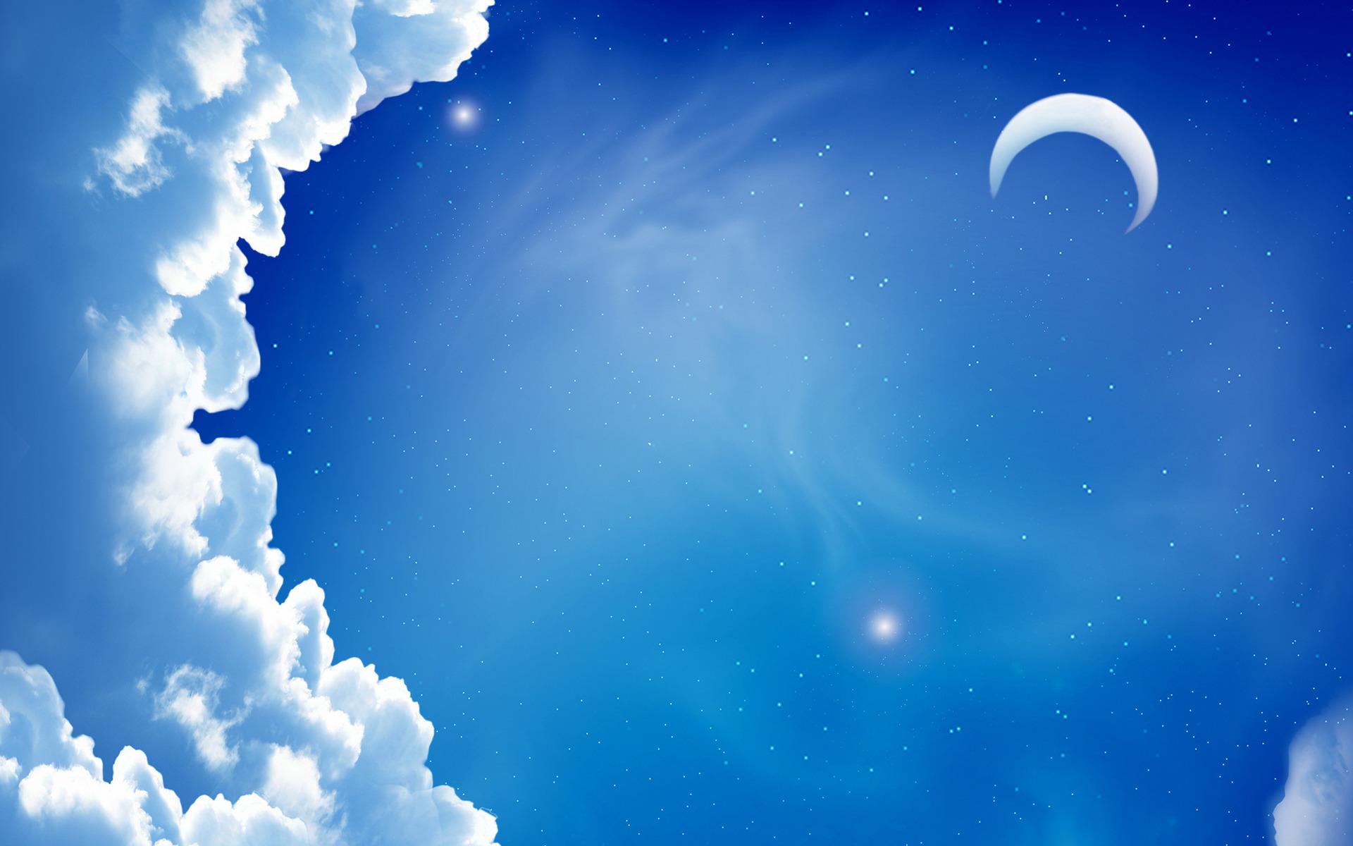 Картинки на тему небо и звезды