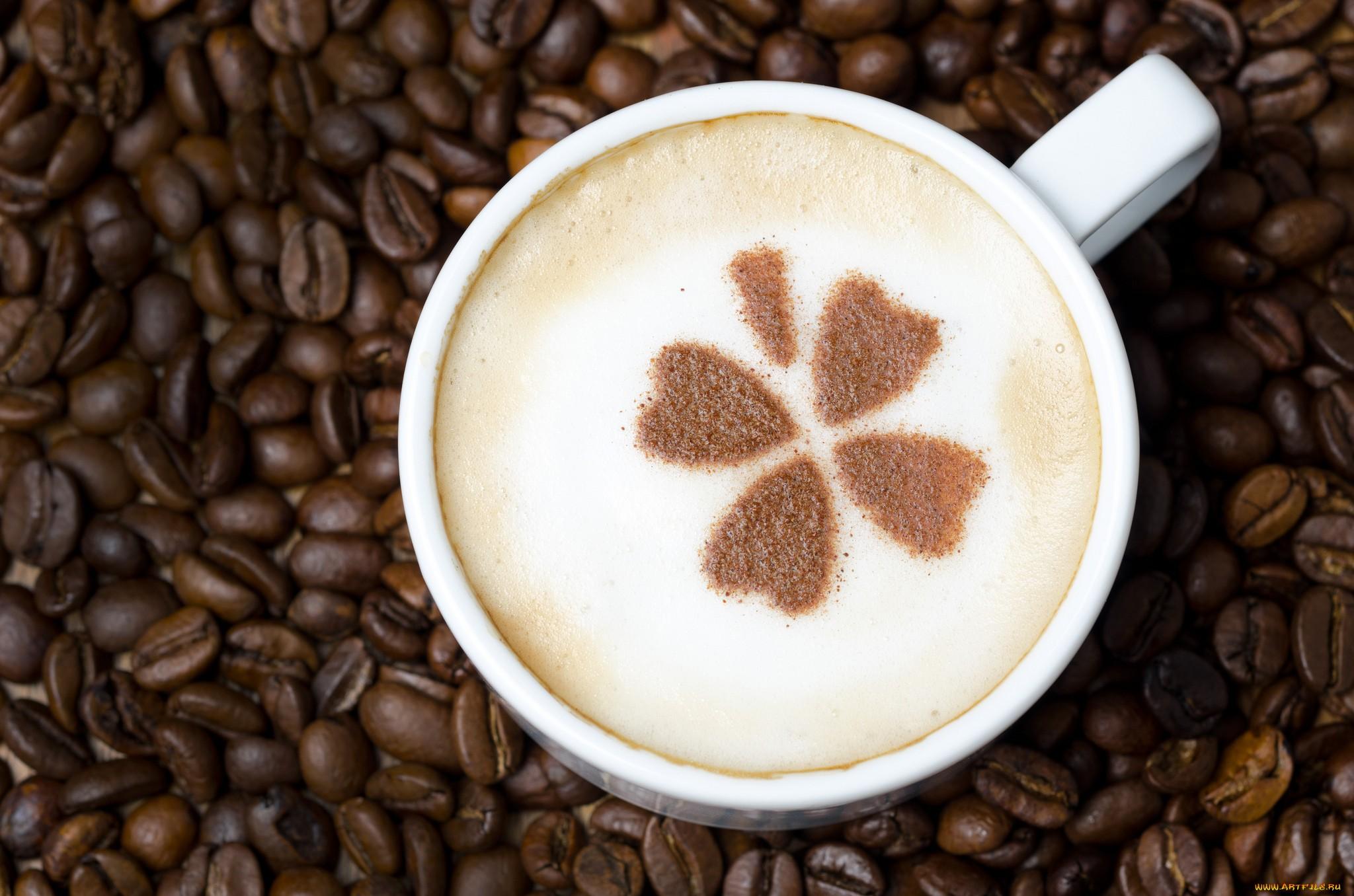 Картинки кофе хорошего разрешения