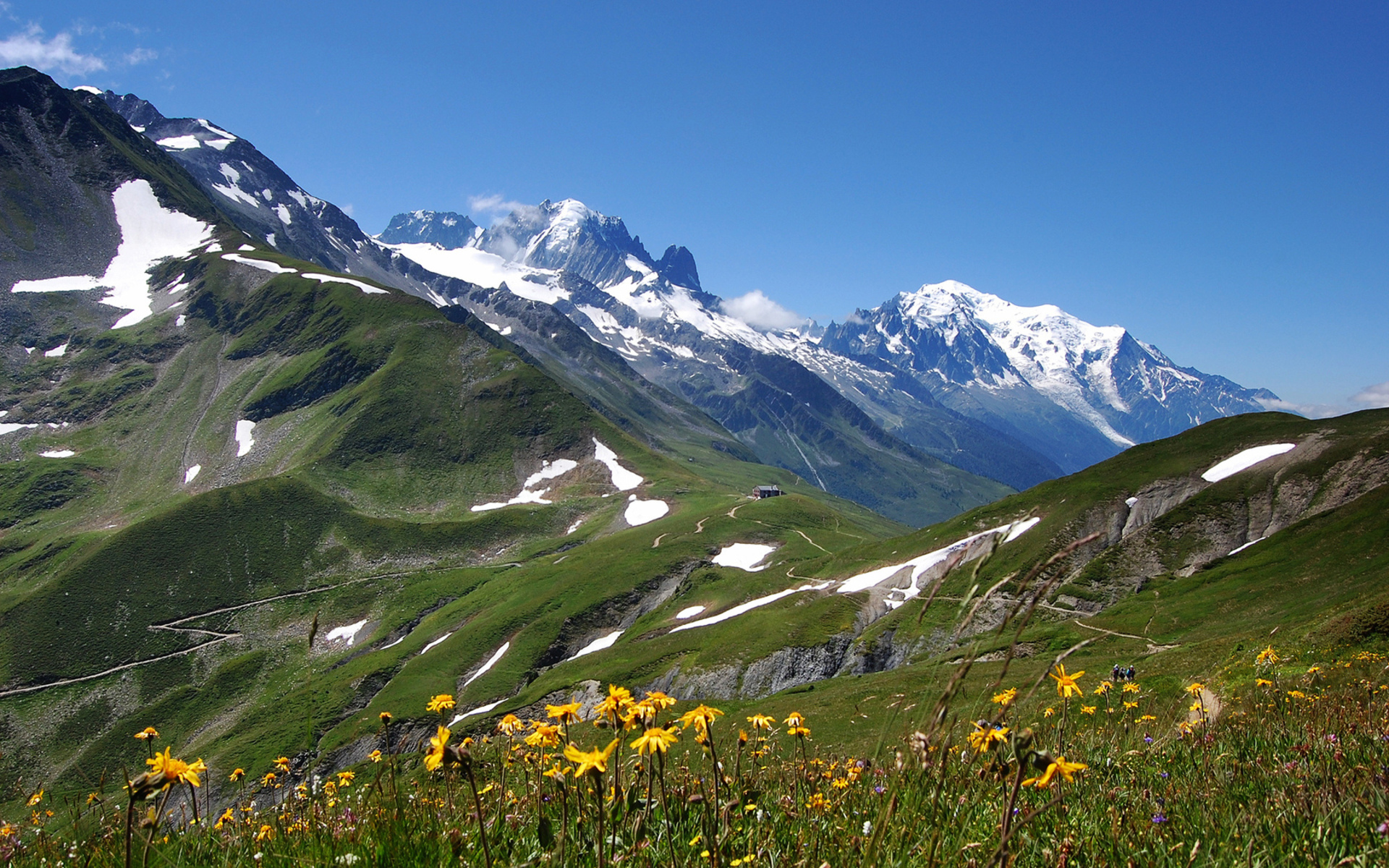 картинки гор альпы считаются древнейшей
