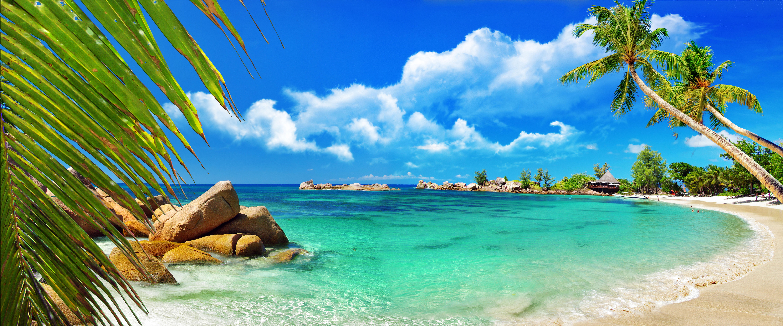 пляж моря фото
