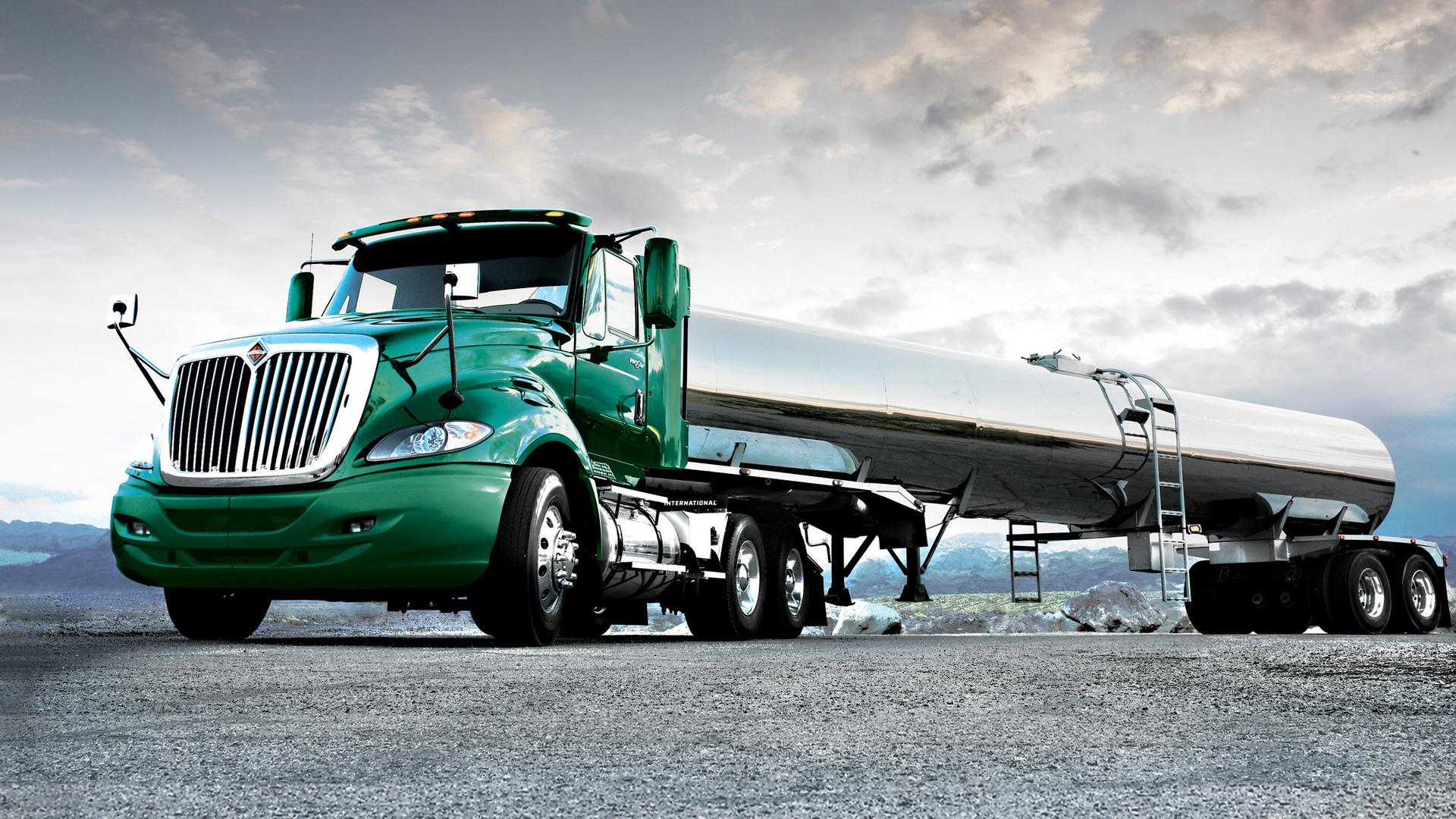 картинки про грузовые машины модны