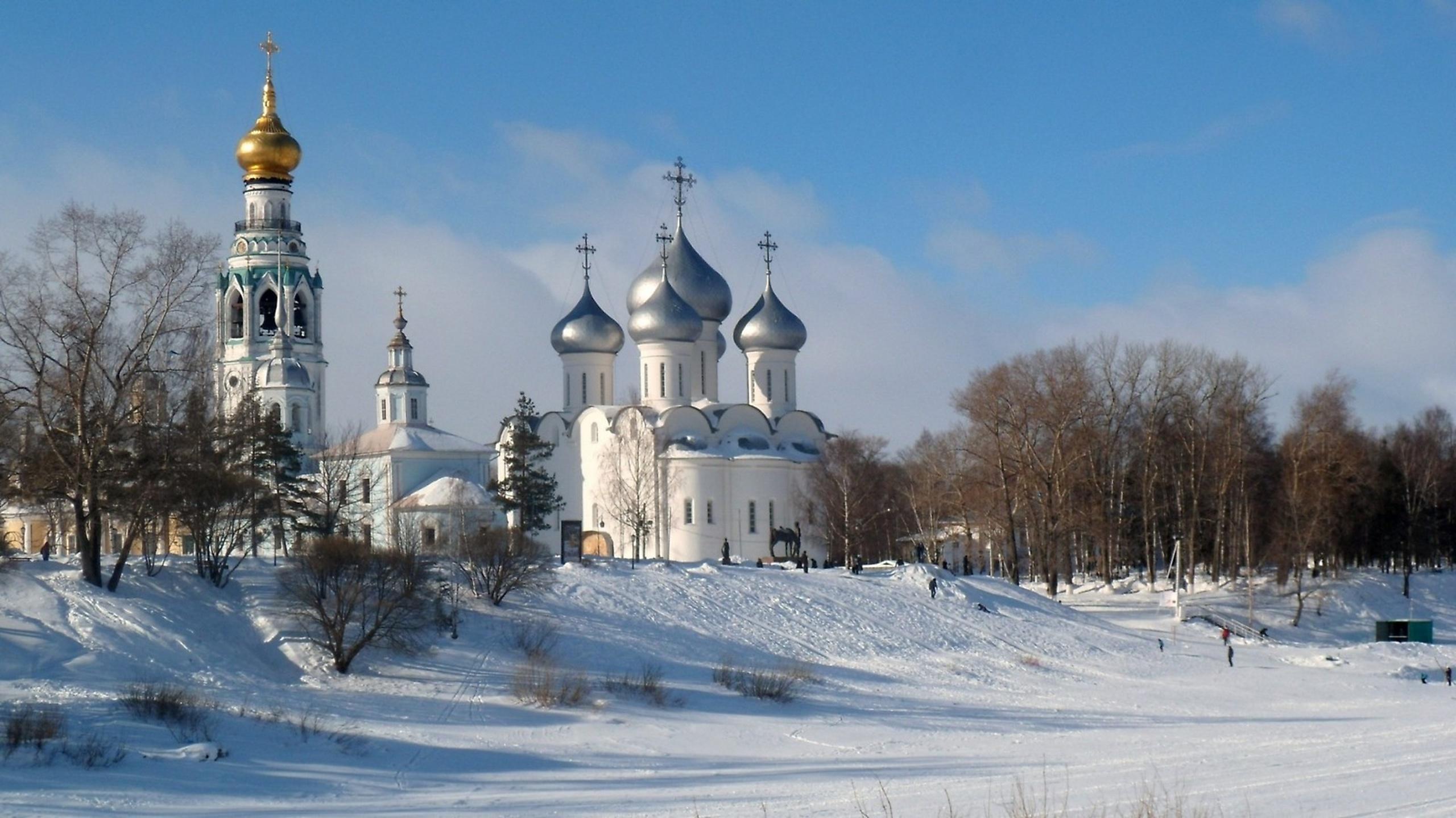 Обои на рабочий стол храмы россии