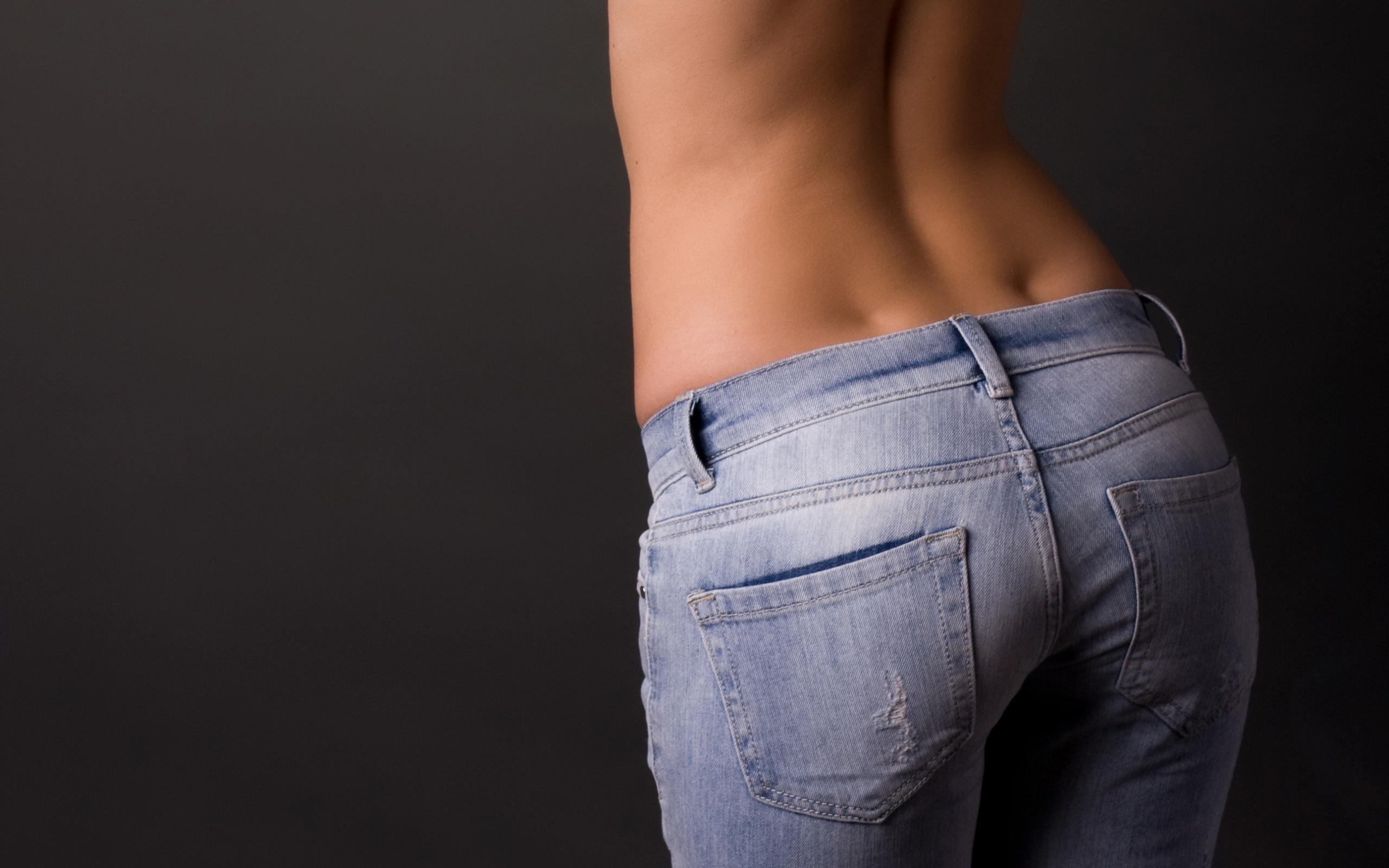 Попки в джинсах вк