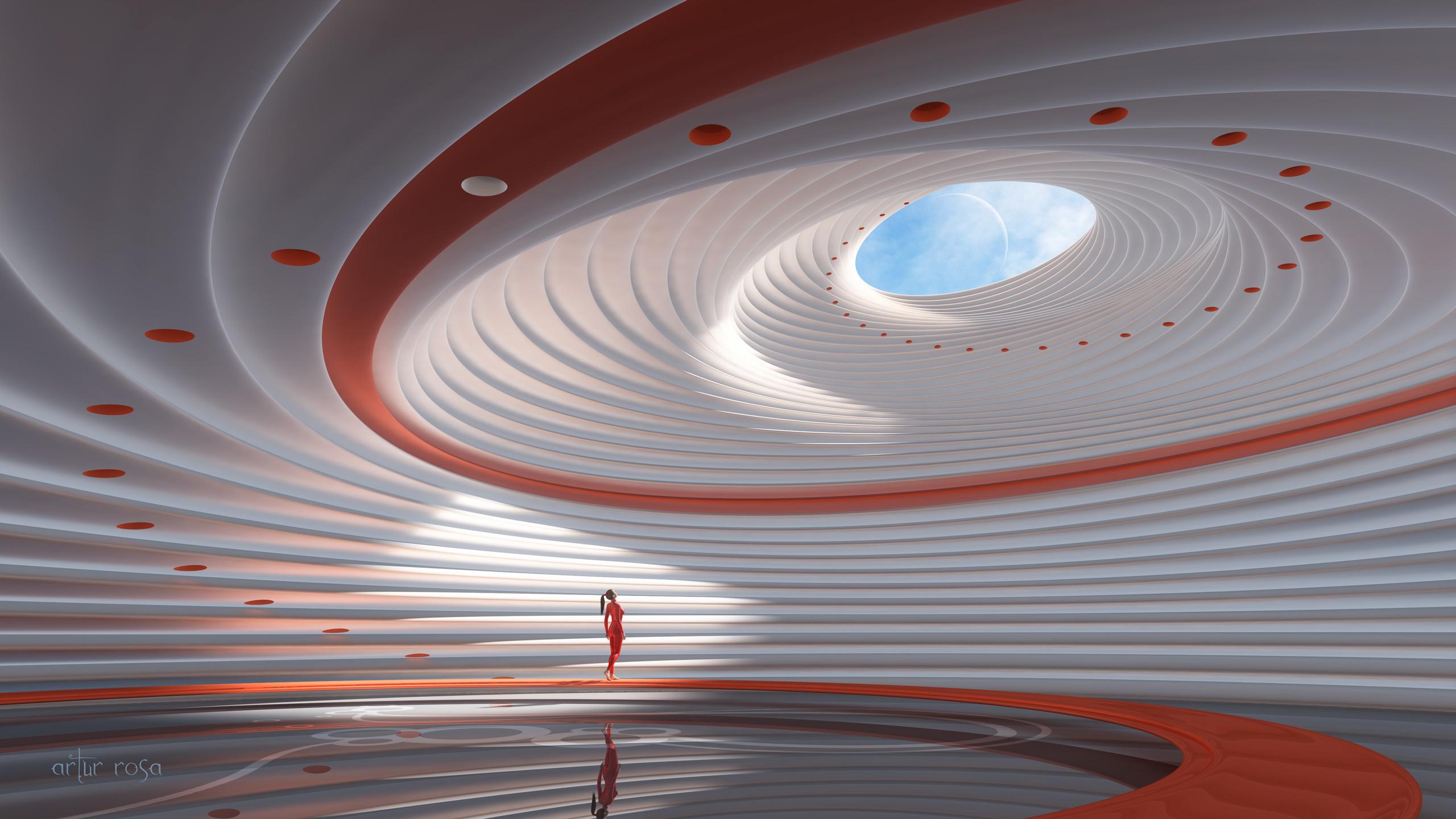 картинки абстракций на потолках качестве примера