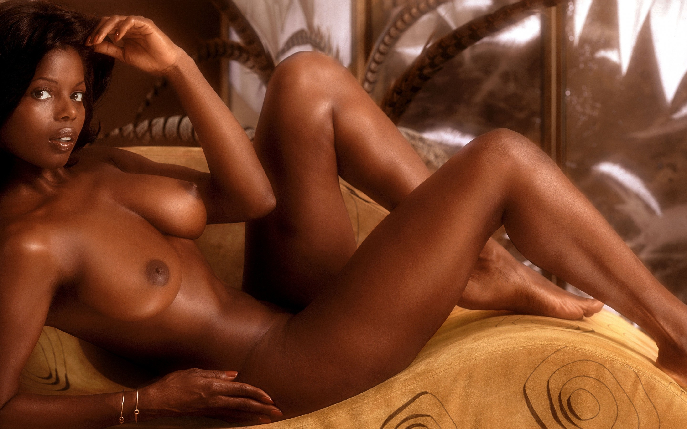 Playboy sexy ebony naked