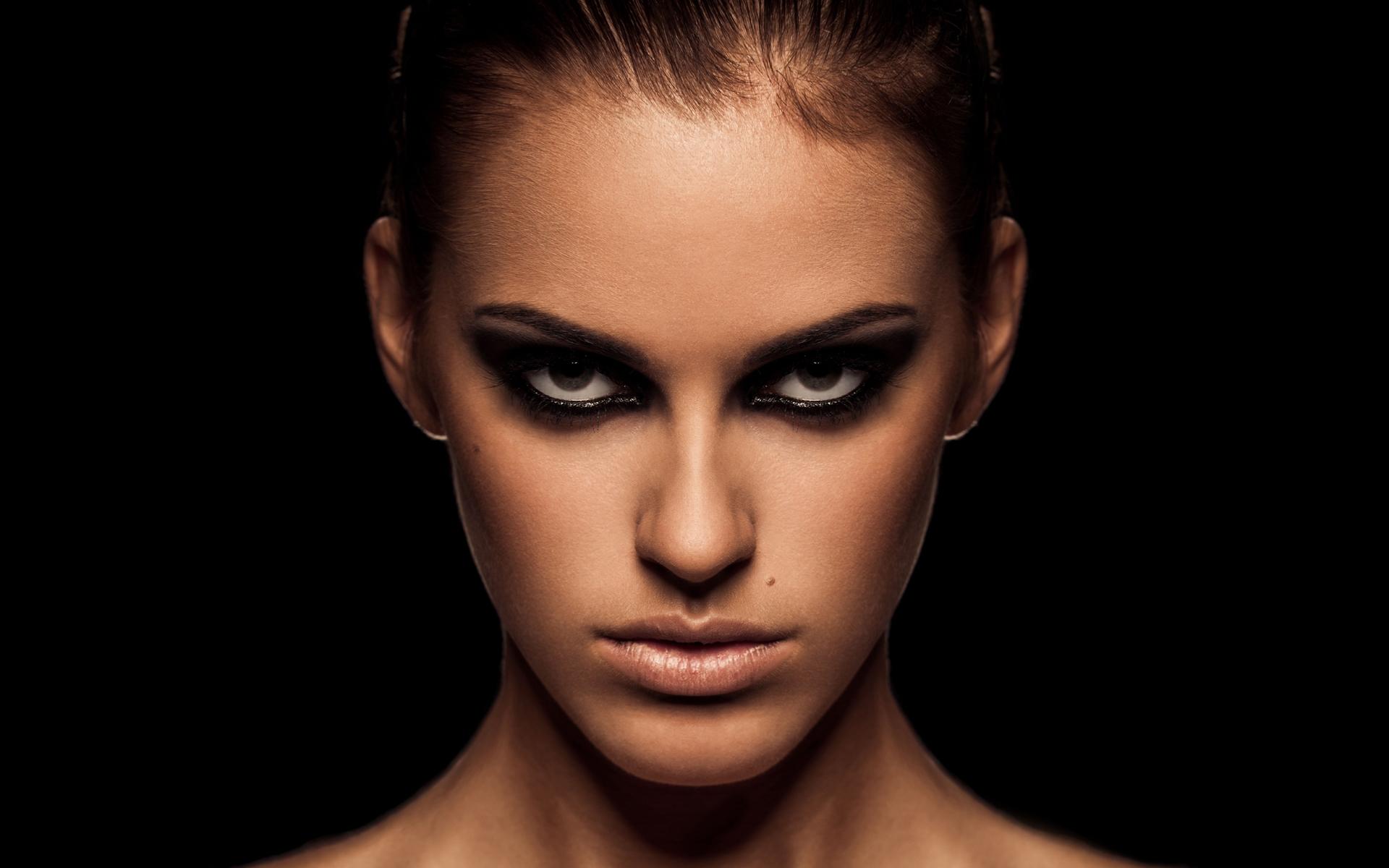 Фото девушки красивая но злая