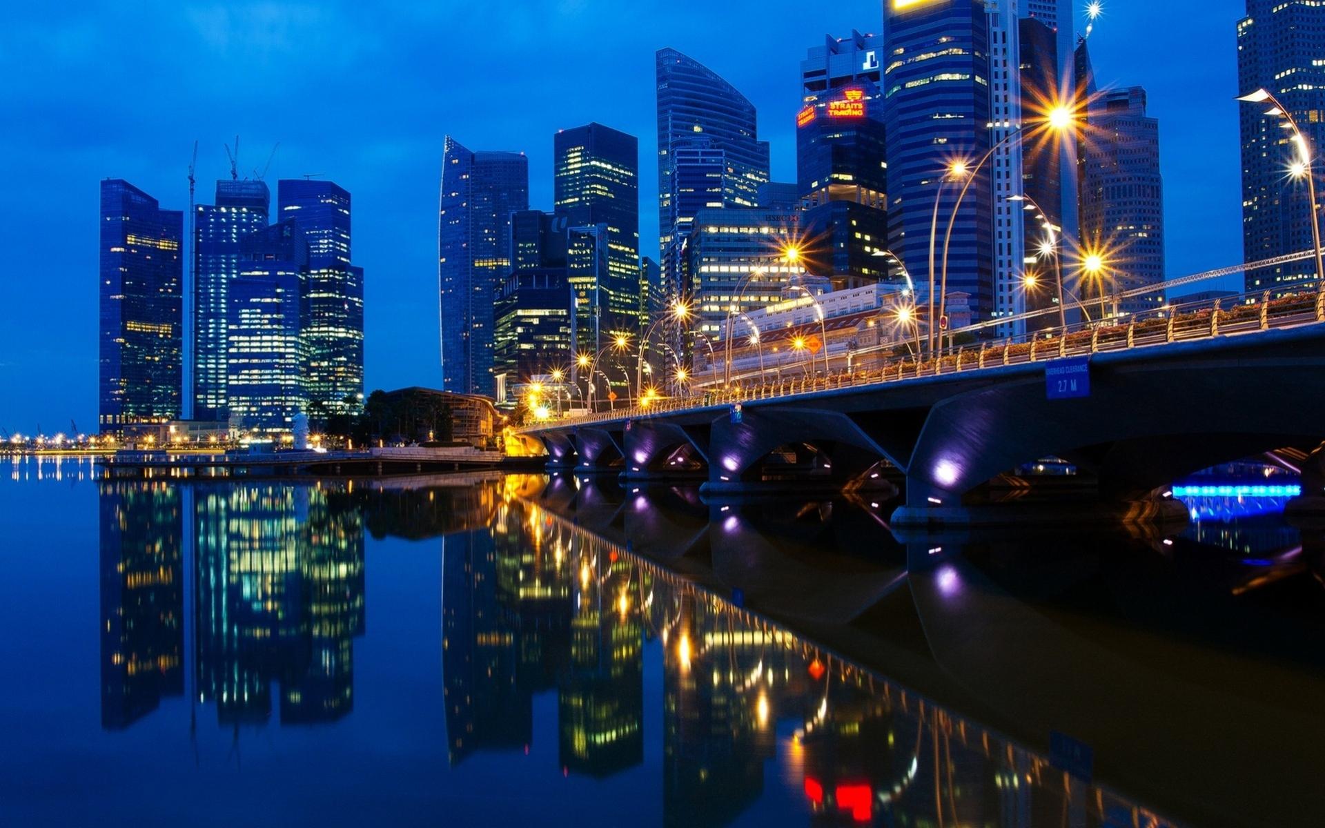 работы фотографом красивые картинки ночного города на рабочий помним