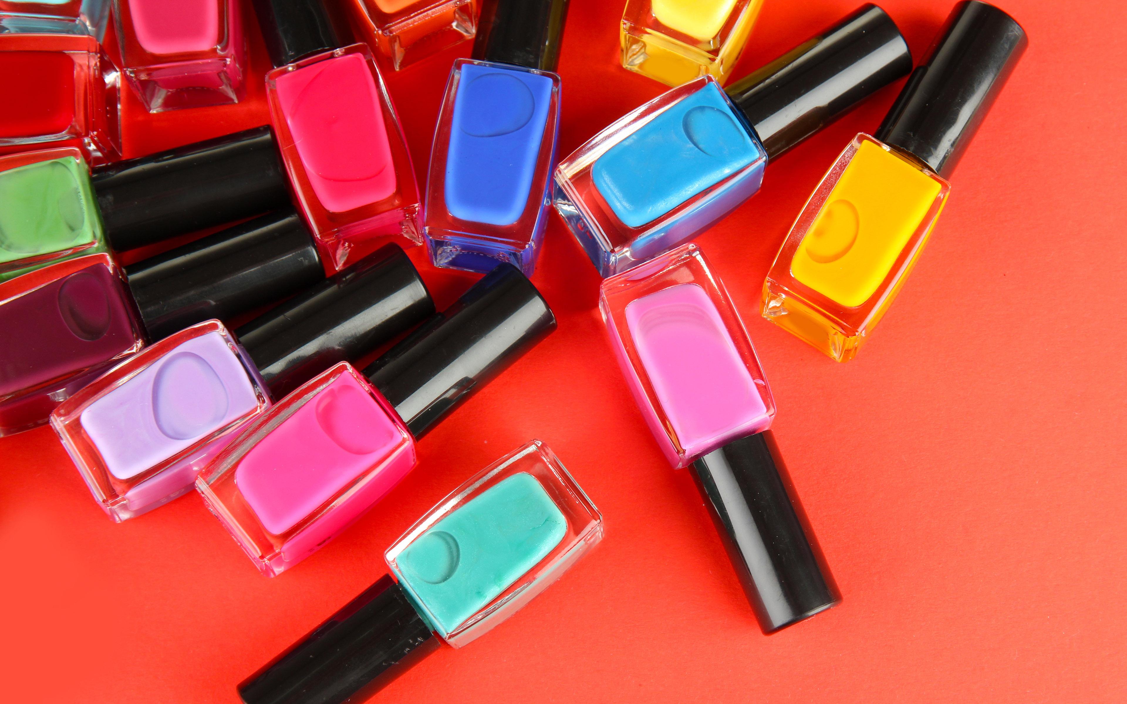 Реклама лаков для ногтей в картинках