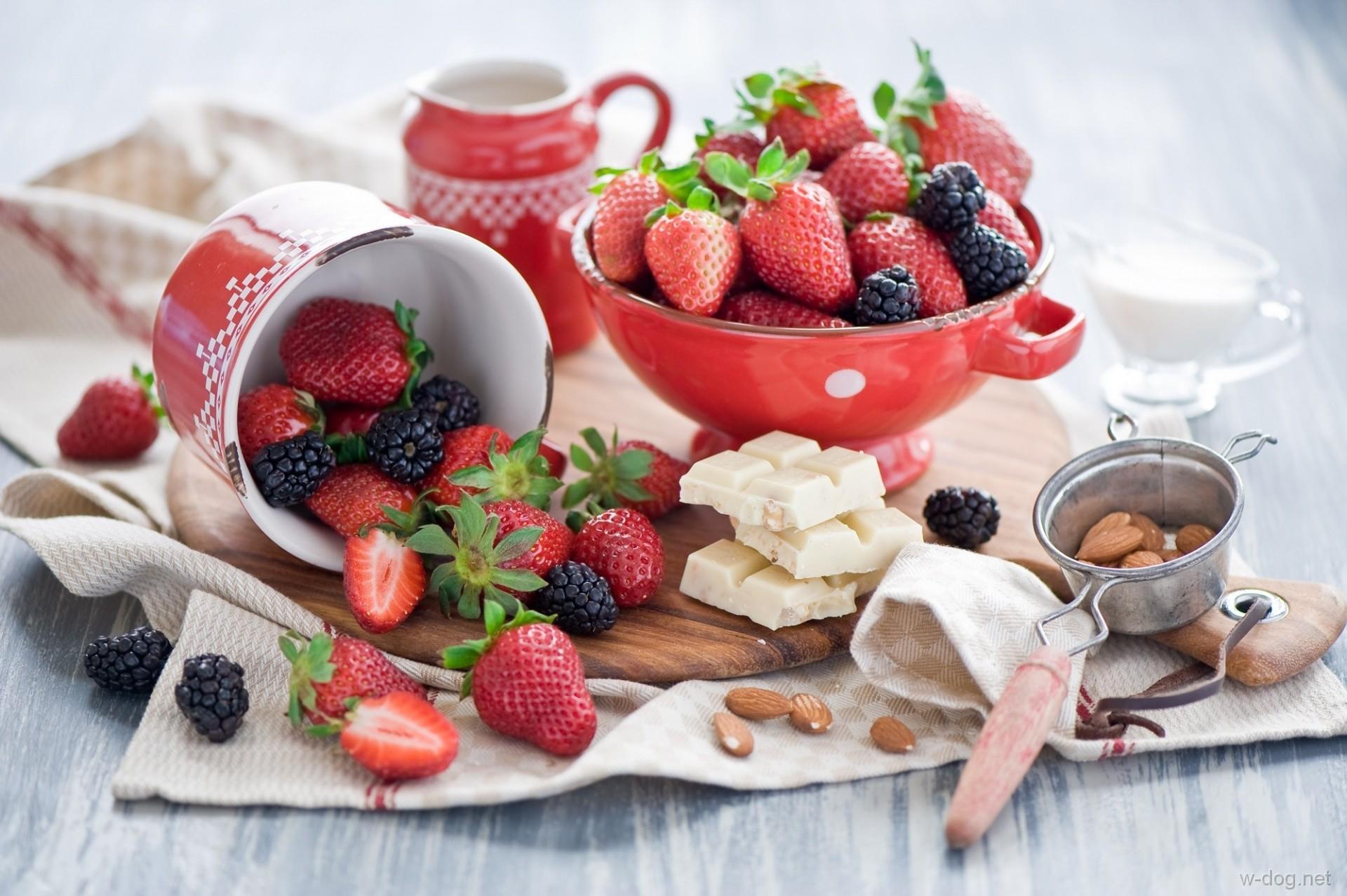 доброе утро ягодка картинки