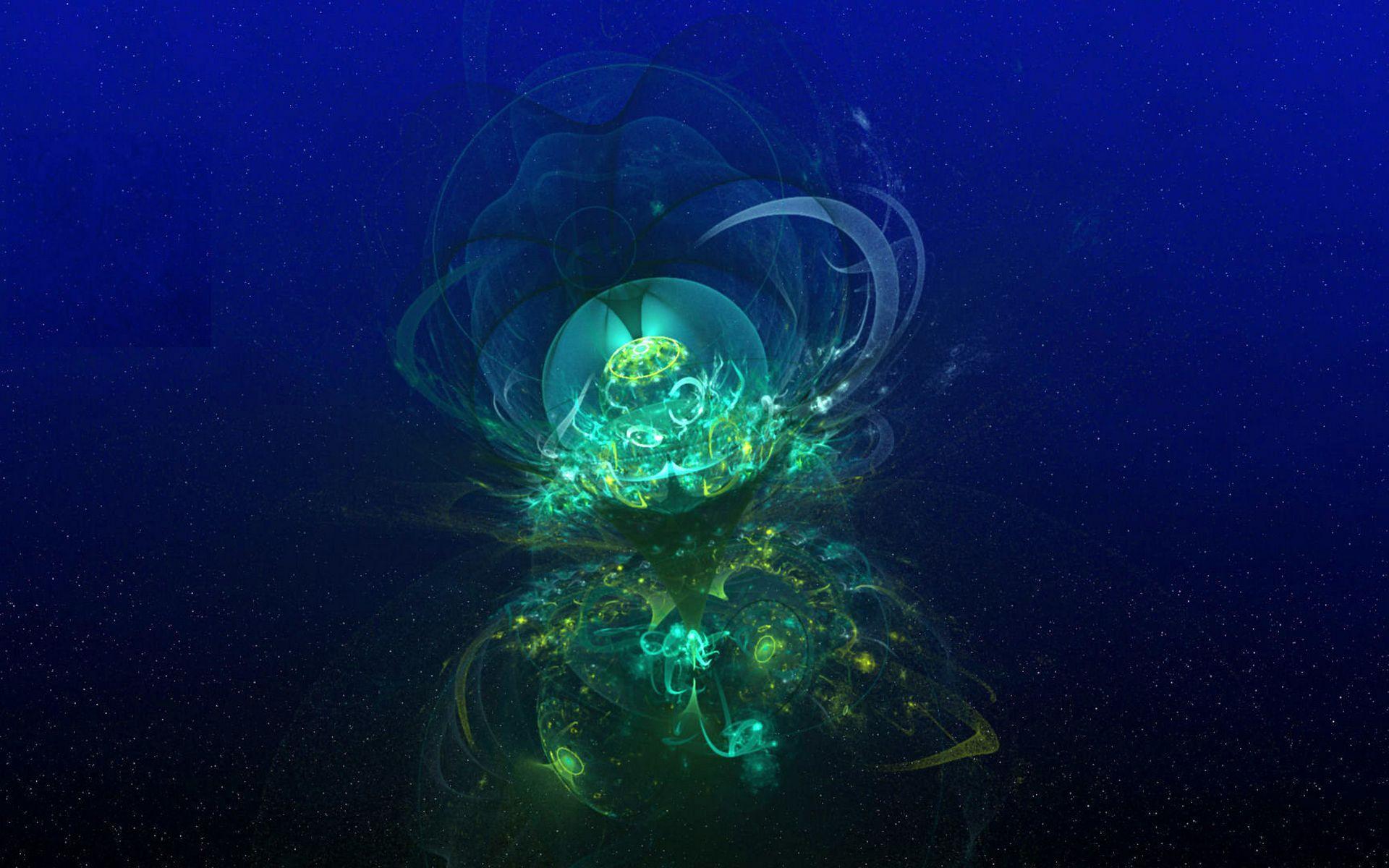 фотообои на рабочий стол глубины океана это время формировал