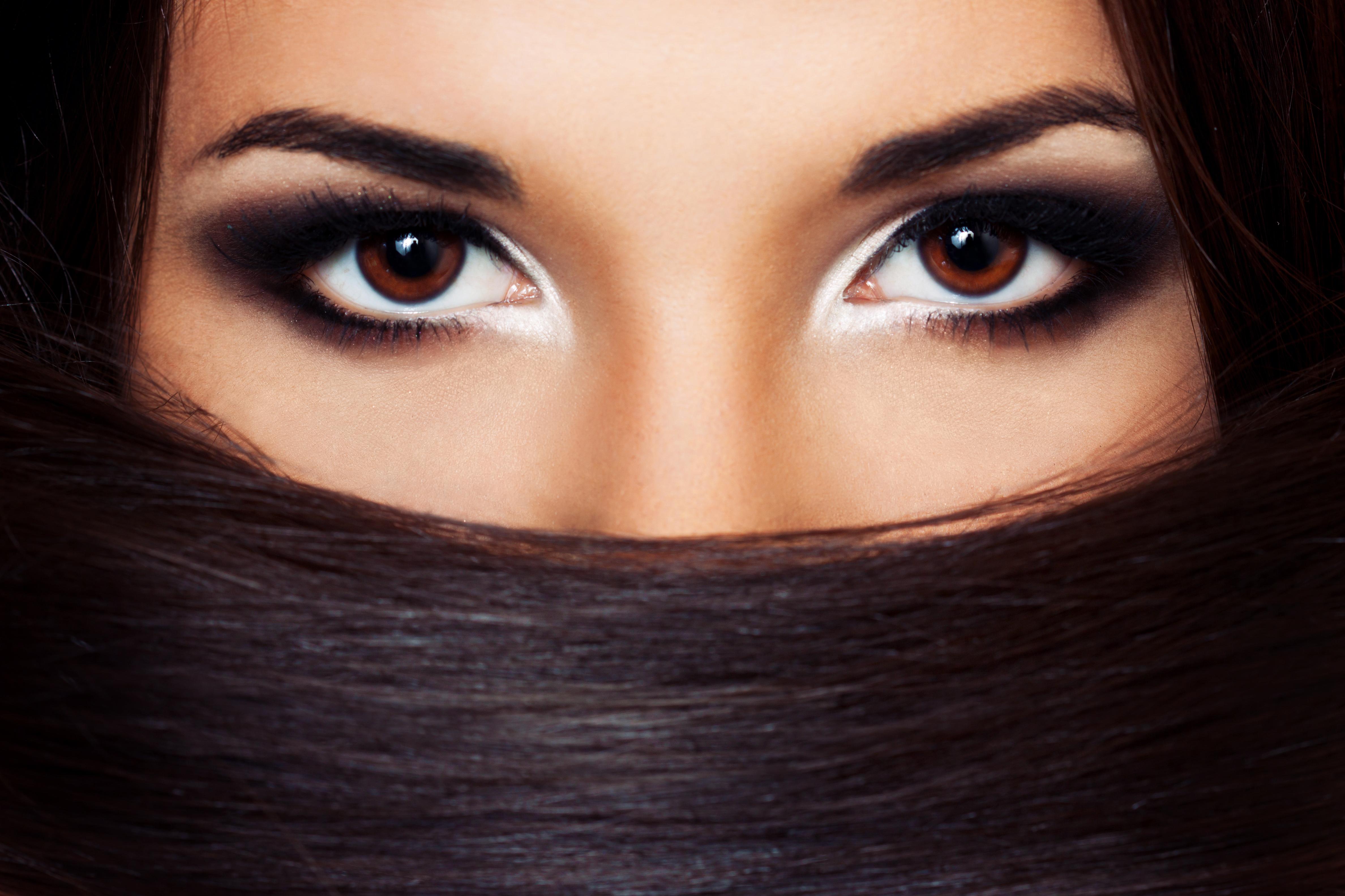 красивые глаза на фото поэтому достаточно установить