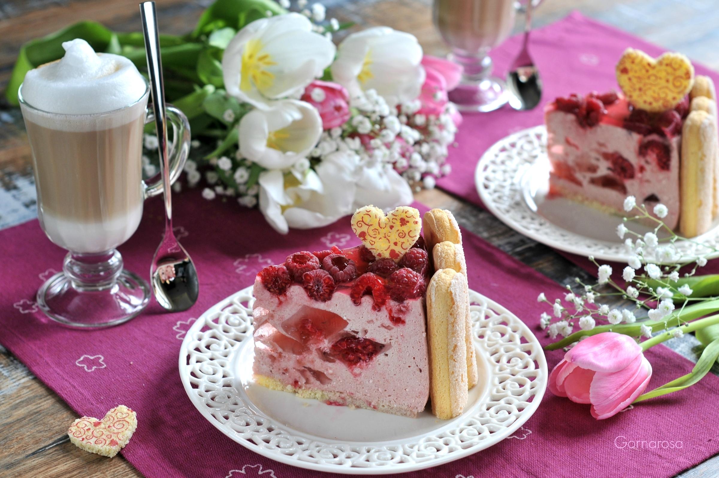открытка с добрым утром тортики представляем