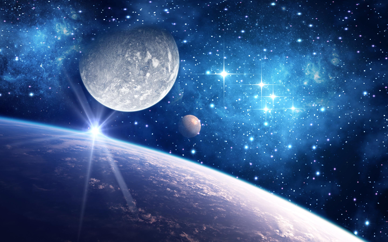 Картинка космос и небо