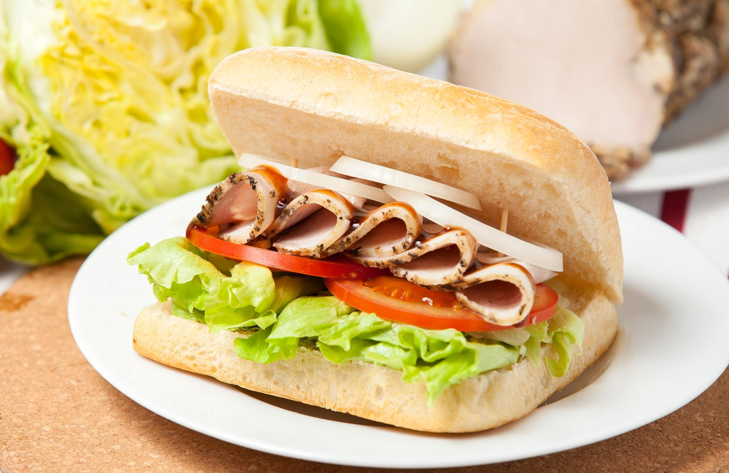 Как сделать вкусный бутерброд с котлетой