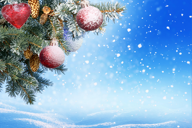 картинки для фона с новым годом