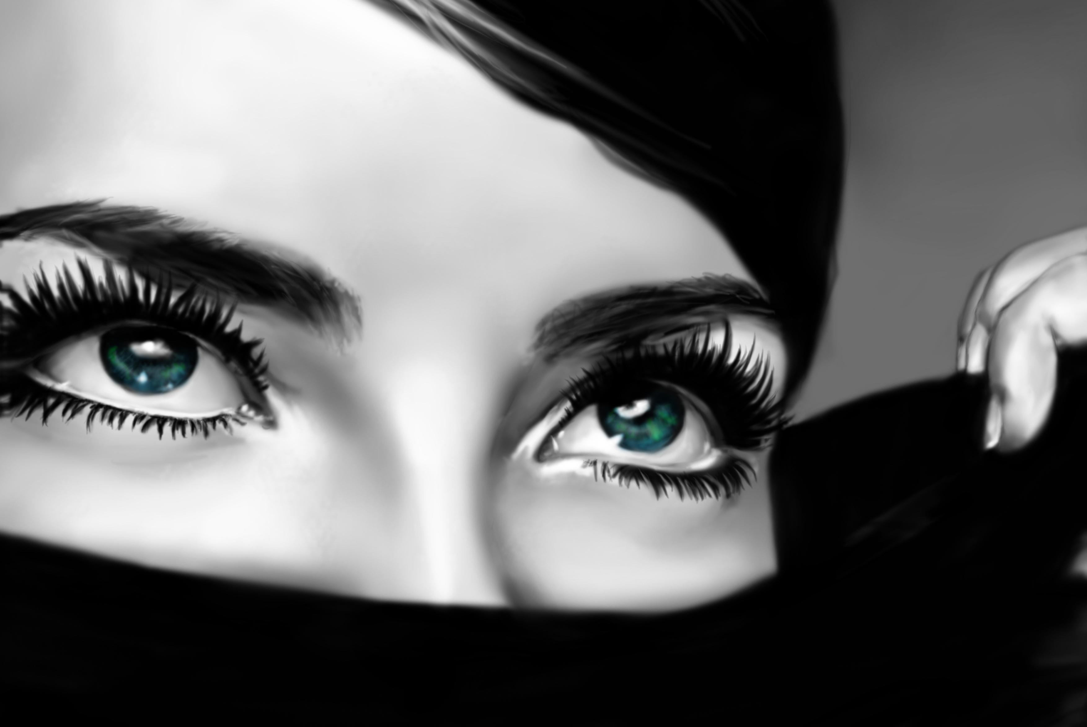 Аватары и картинки глаза