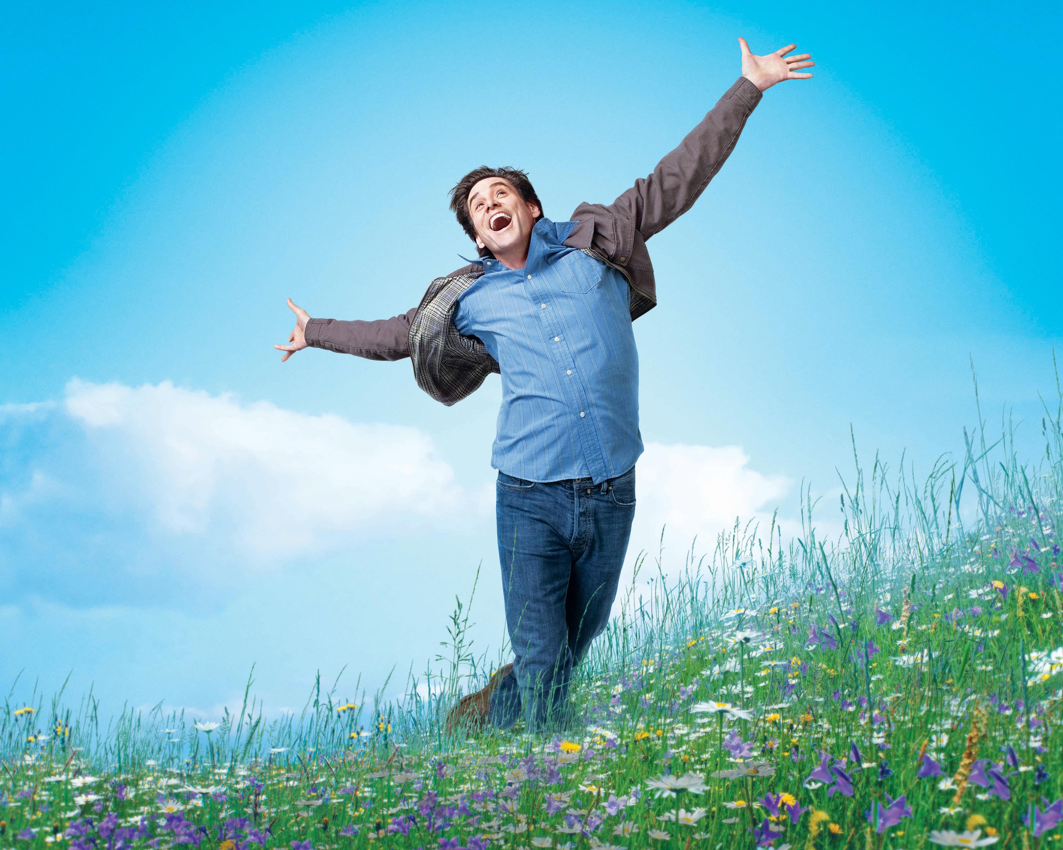 прикольные картинки счастливых людей смысл подумать