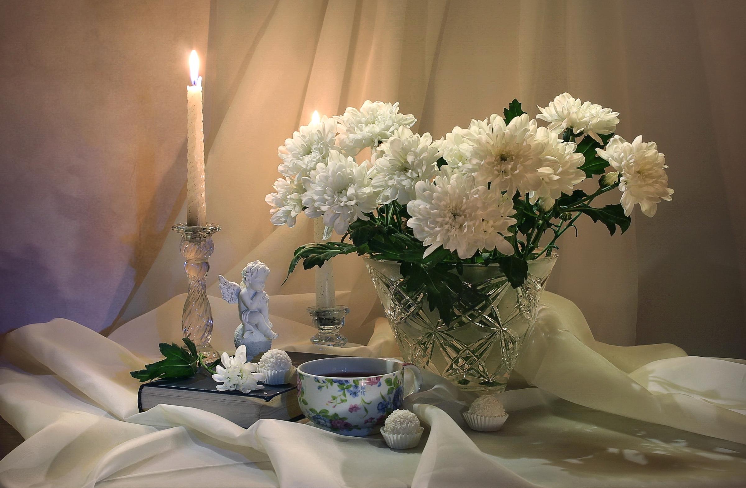 часто картинки хризантемы в вазе вас что-то