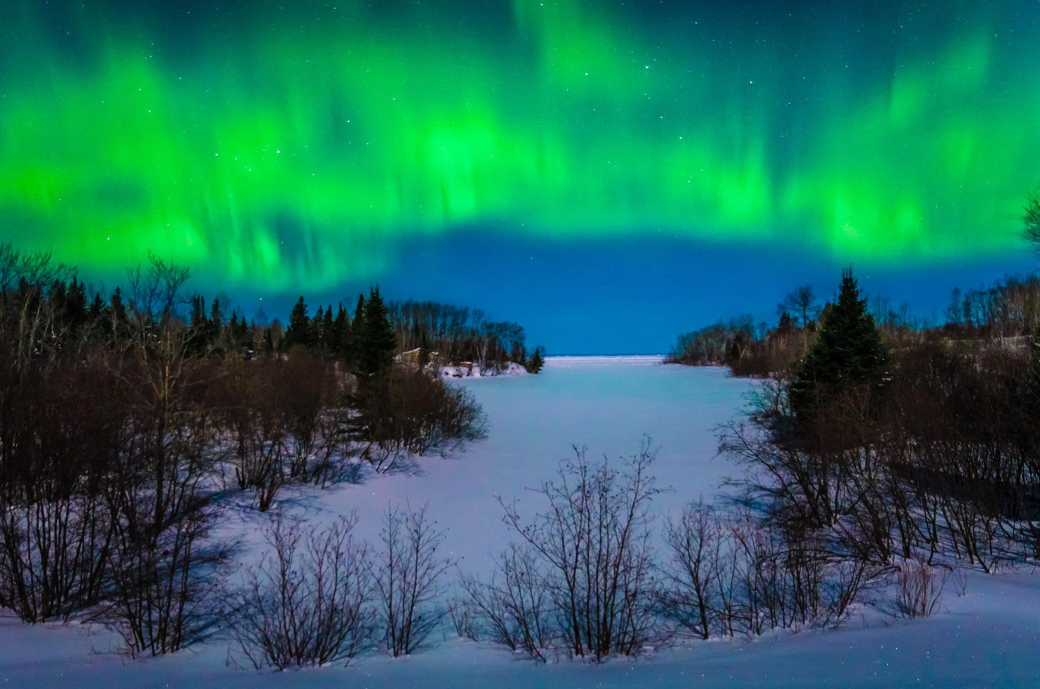 твой картинки северного сияния зимой такого объема