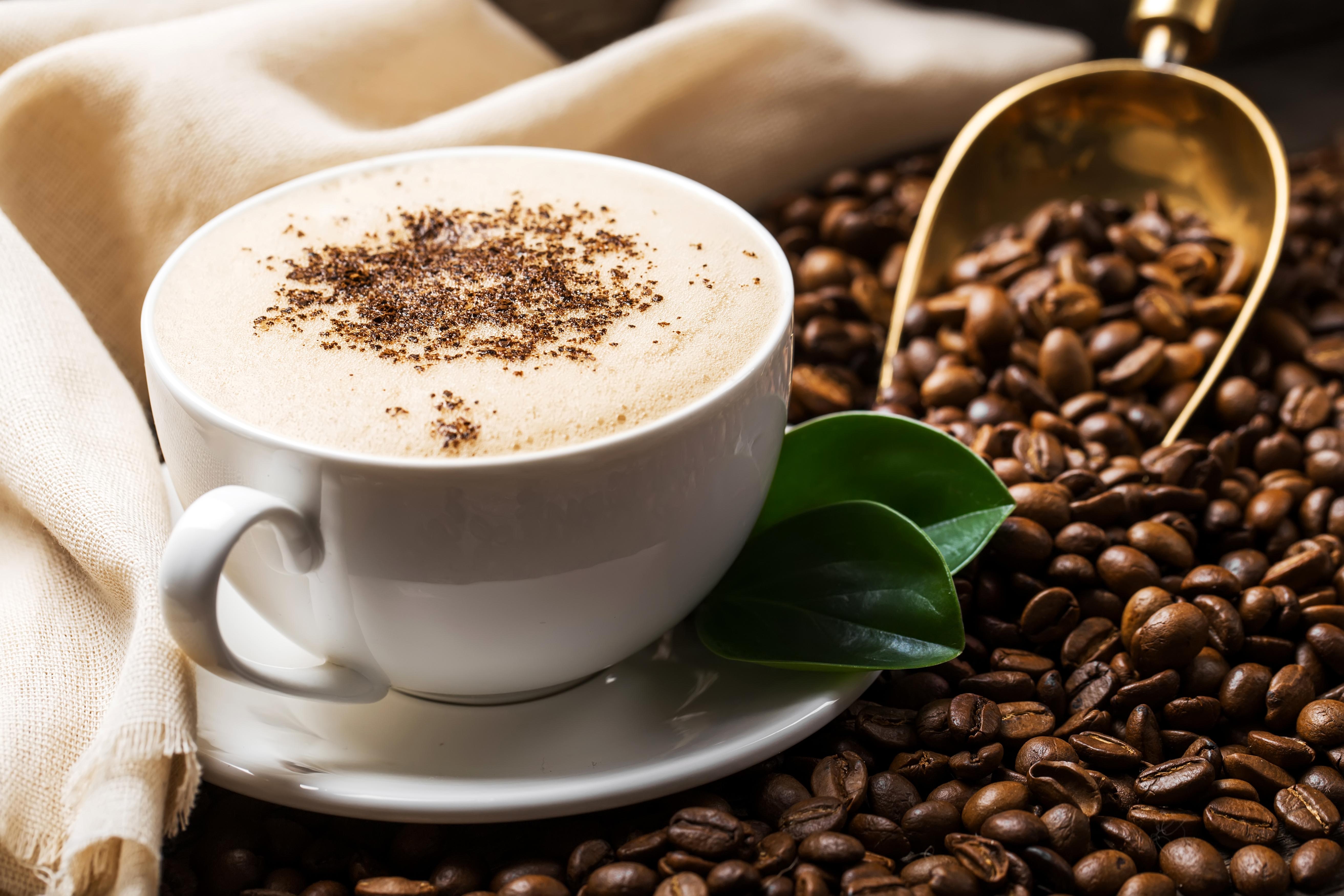 Картинки на рабочий стол с чашкой кофе красивые